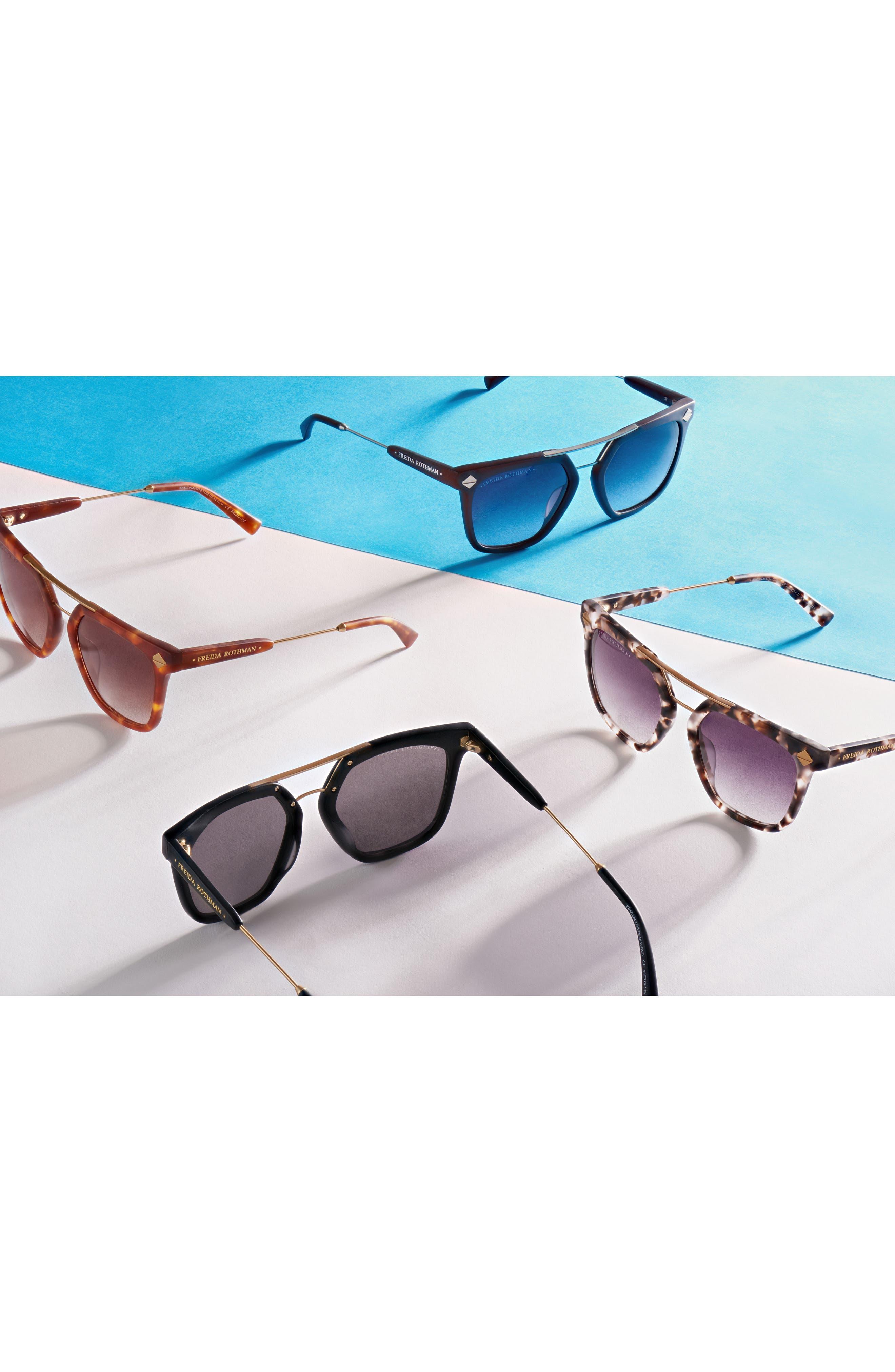 Beacon 52mm Aviator Sunglasses,                             Alternate thumbnail 2, color,                             001