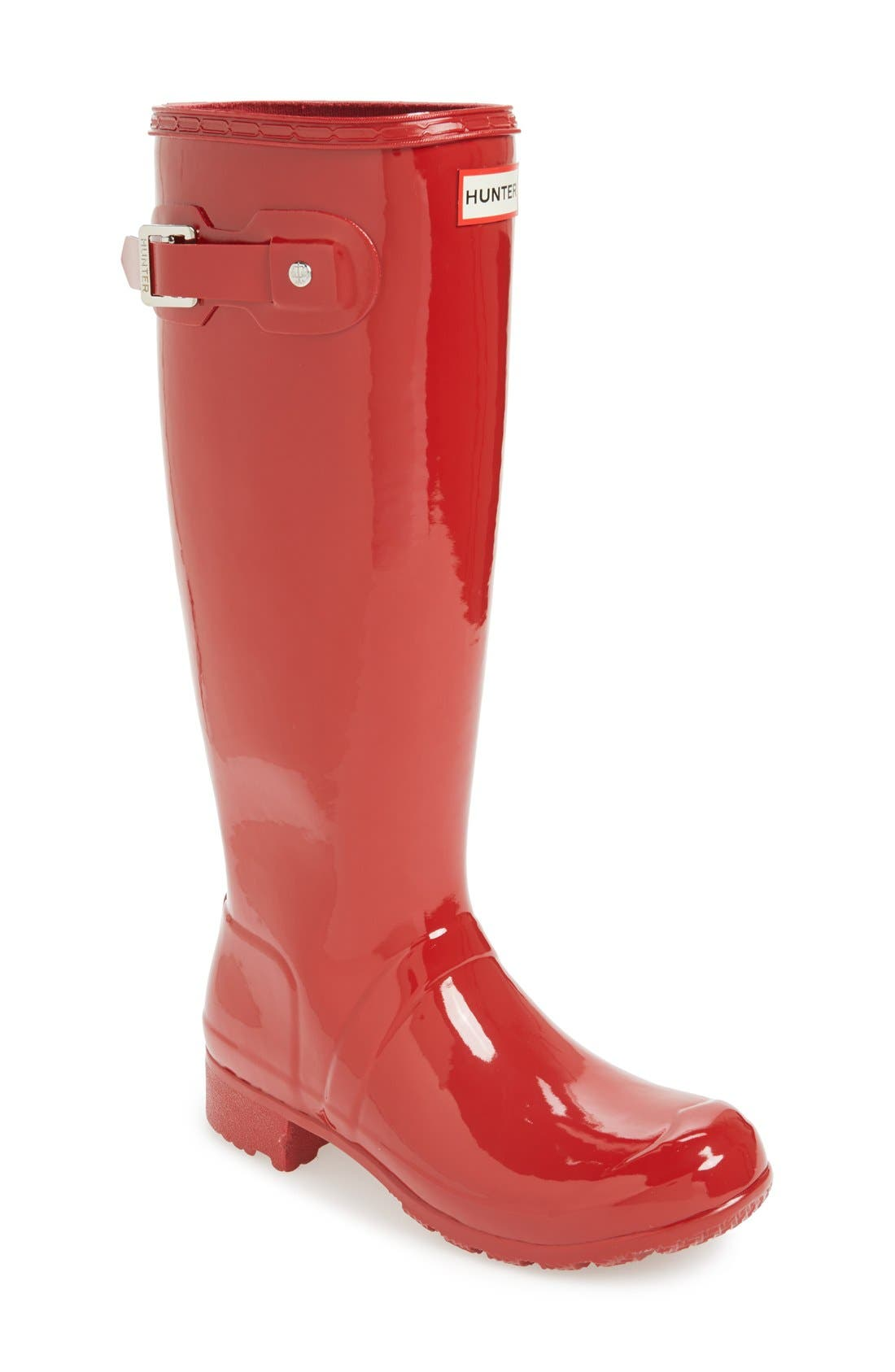 Original Tour Gloss Packable Rain Boot,                             Main thumbnail 8, color,