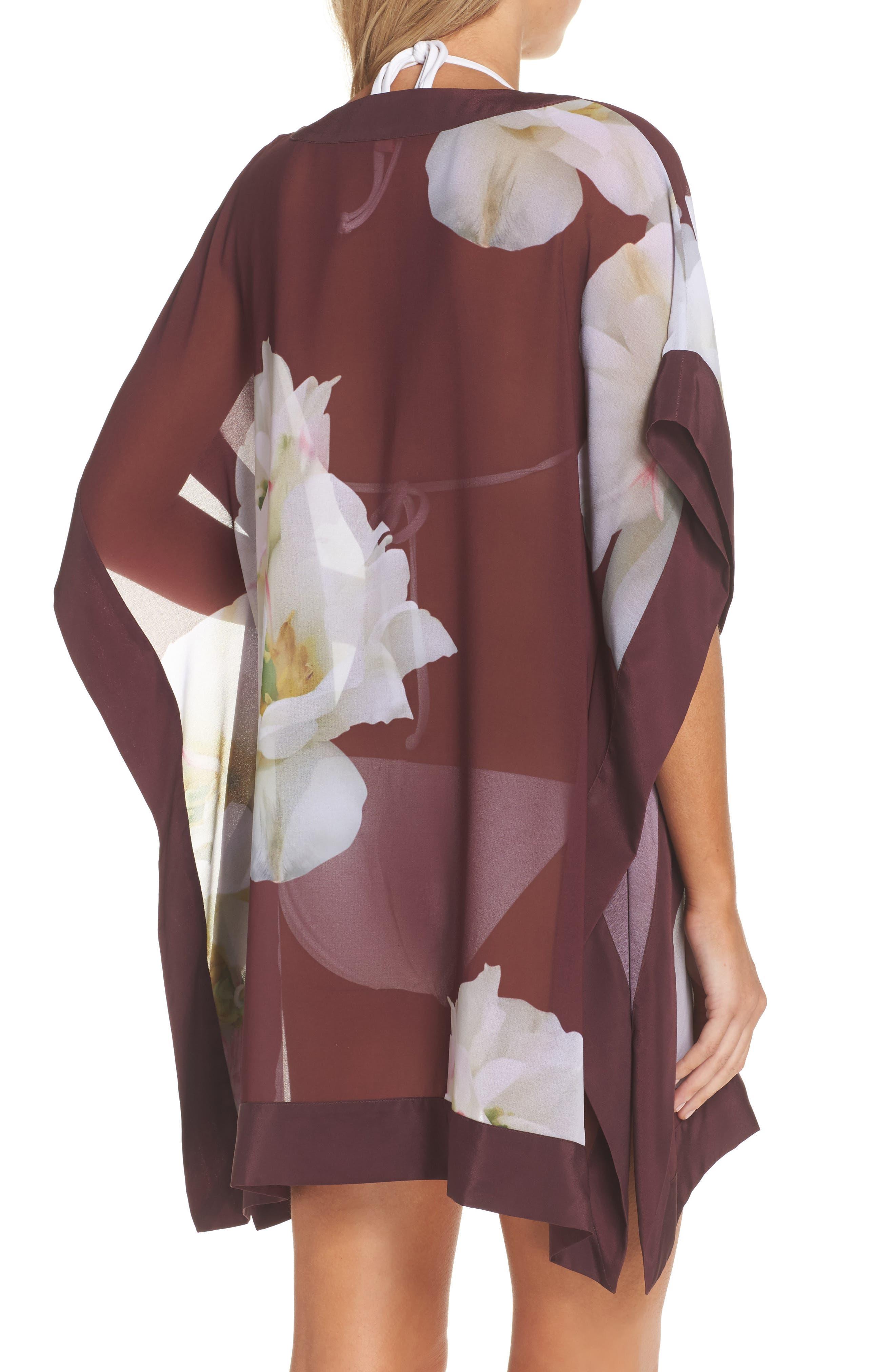 Garsa Gardenia Cover-Up Tunic,                             Alternate thumbnail 2, color,                             930