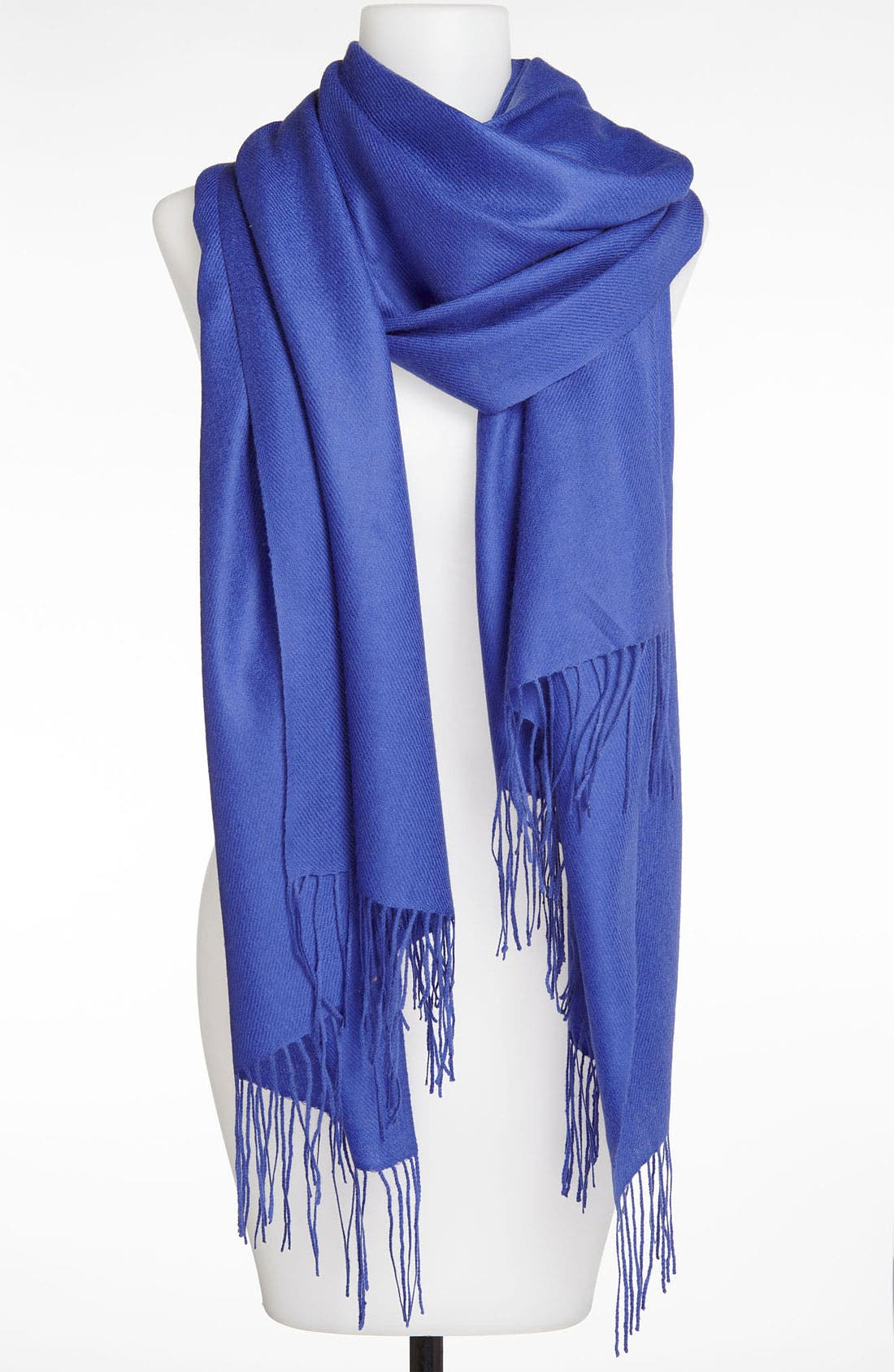 Tissue Weight Wool & Cashmere Wrap,                             Main thumbnail 82, color,