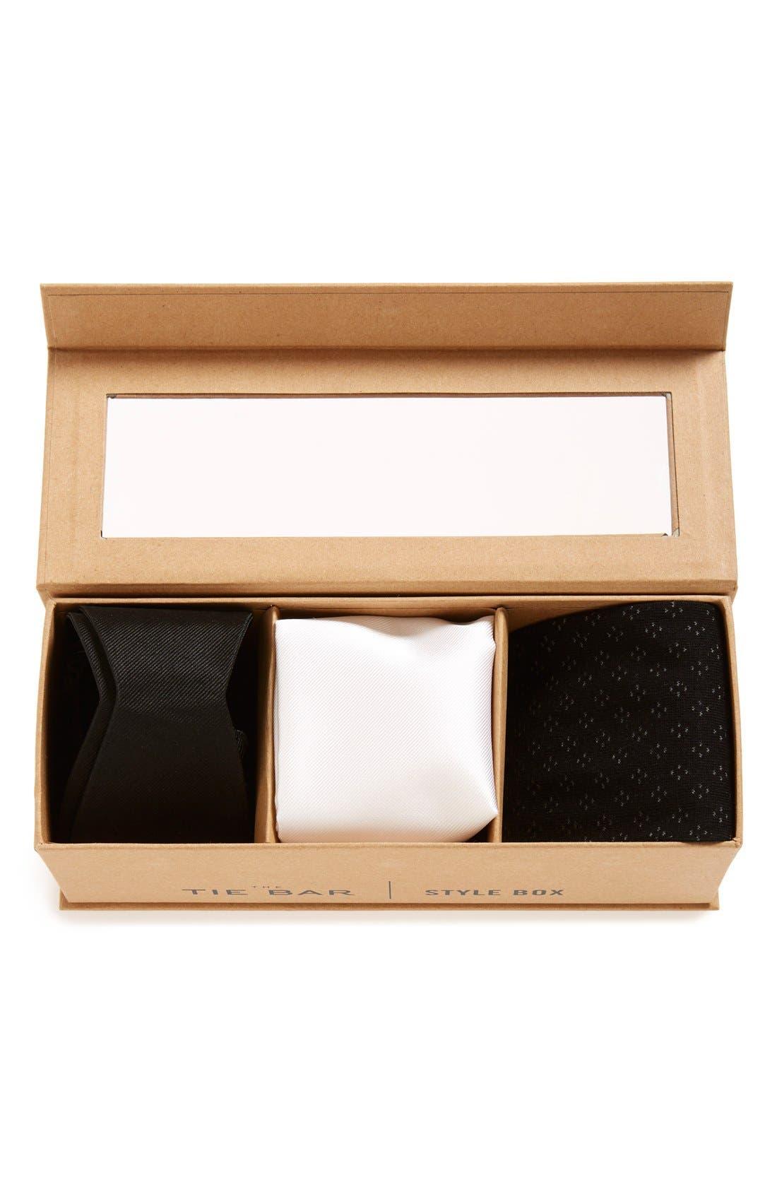 Small Style Box,                             Main thumbnail 1, color,                             001