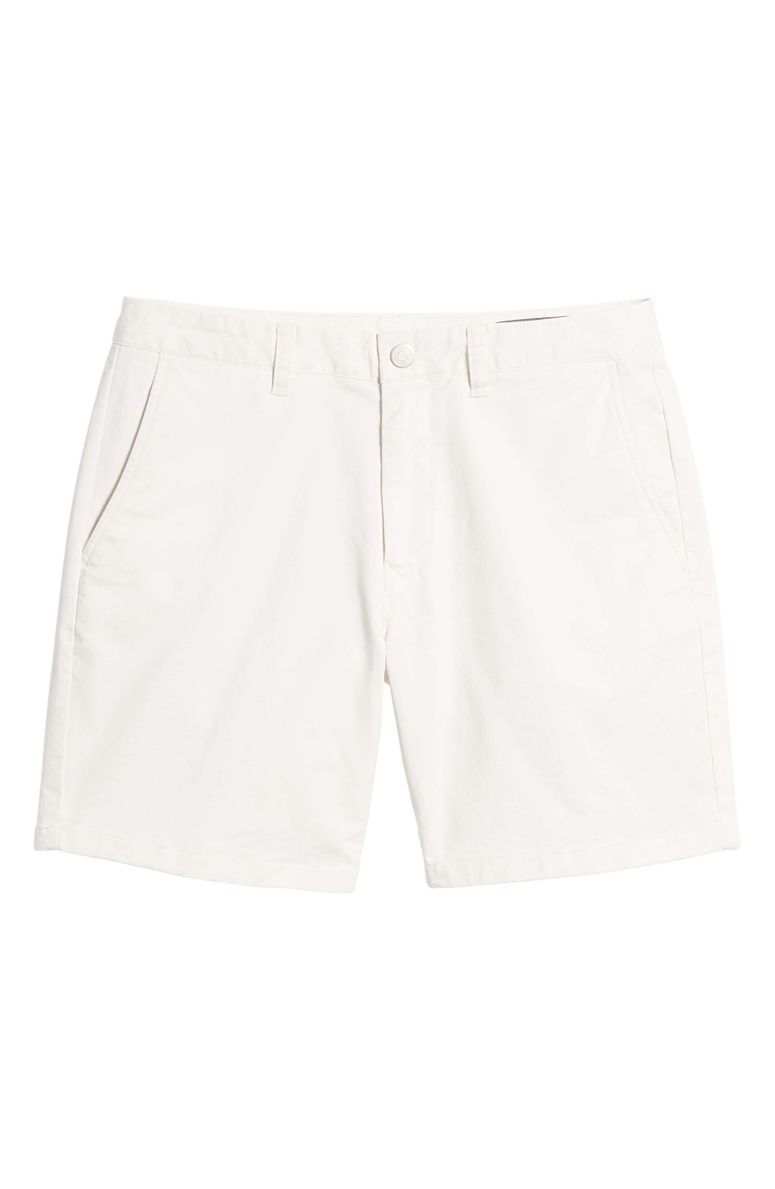 Stretch Washed Chino 7-Inch Shorts,                             Alternate thumbnail 110, color,