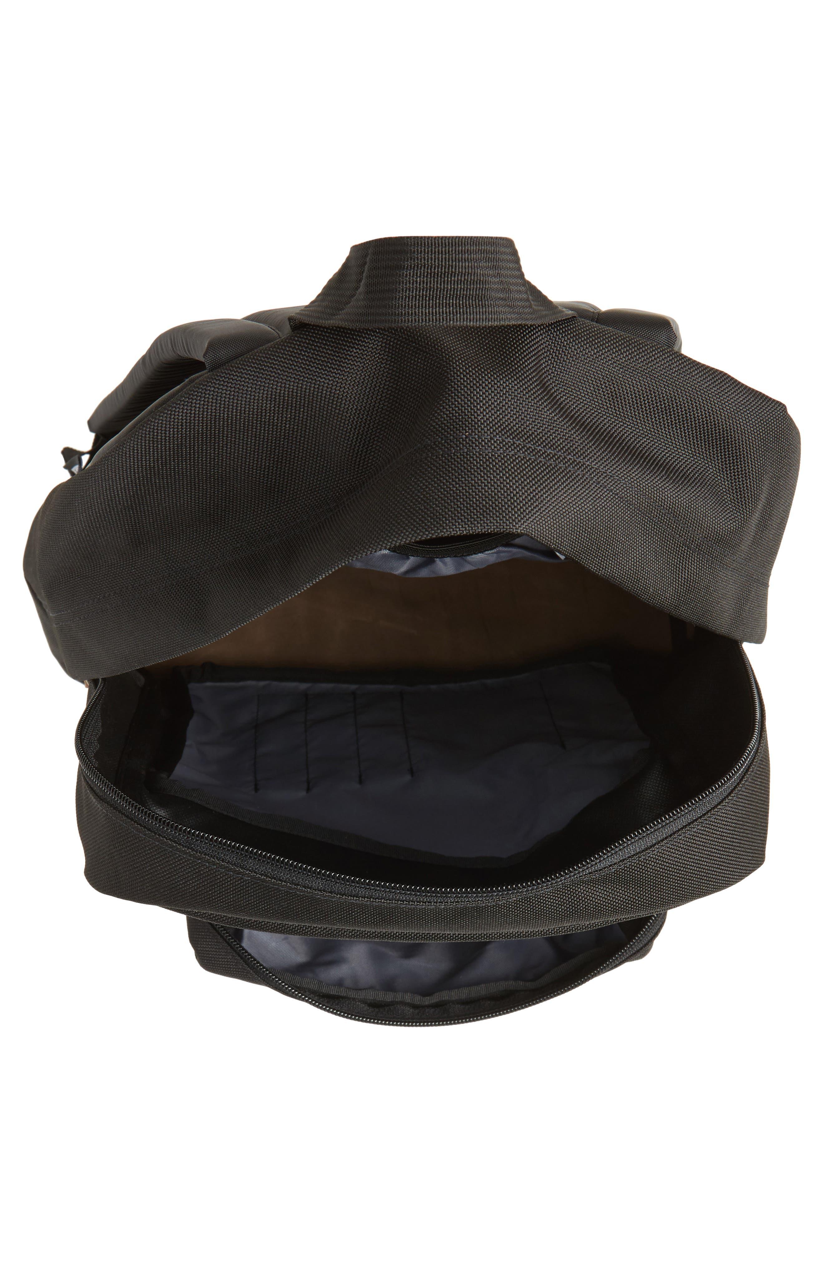 'Right Pack' Backpack,                             Alternate thumbnail 4, color,                             BLACK