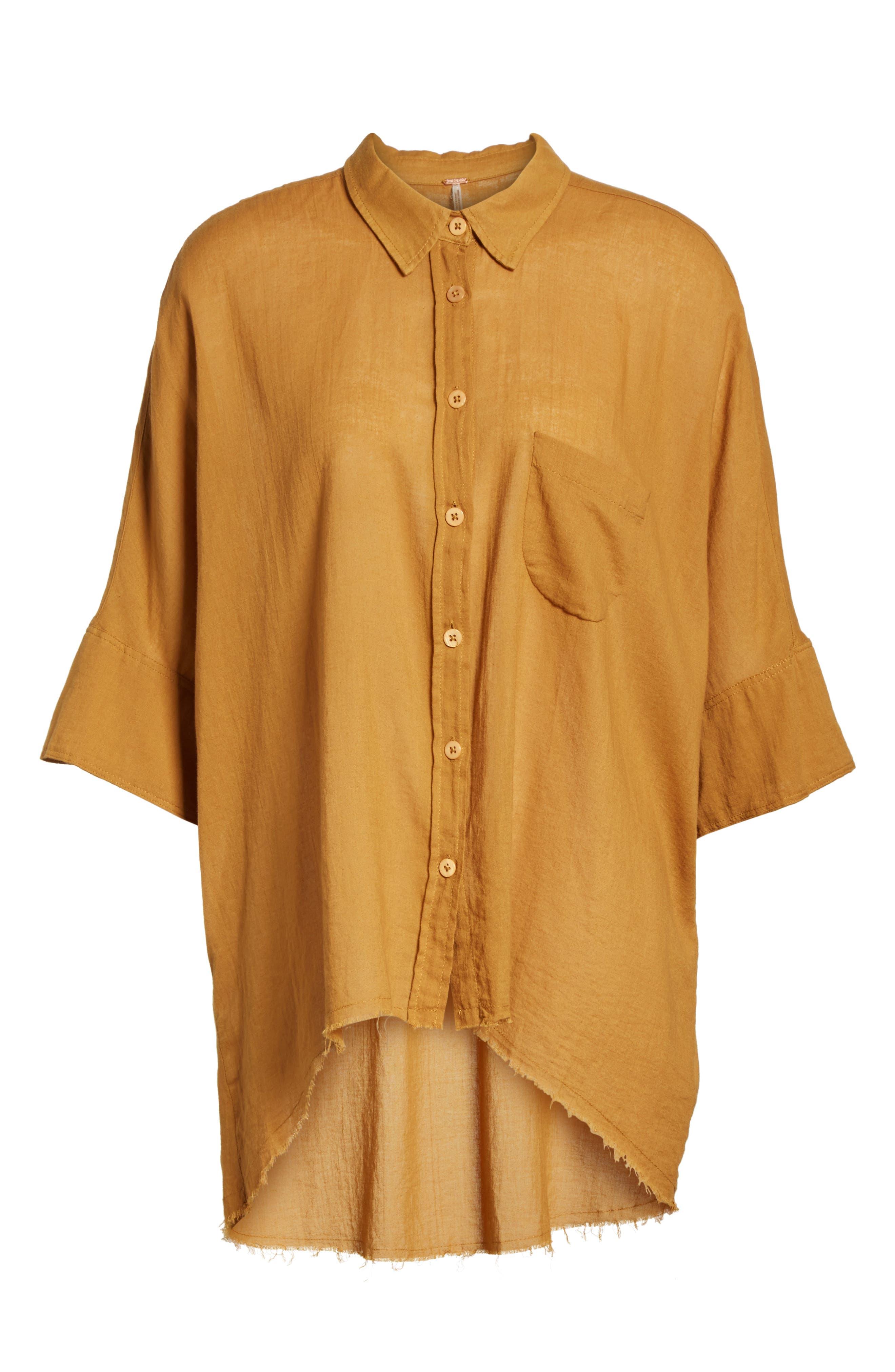 Best of Me Button Down Shirt,                             Alternate thumbnail 23, color,