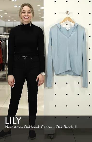 Silk & Cashmere Hoodie, sales video thumbnail