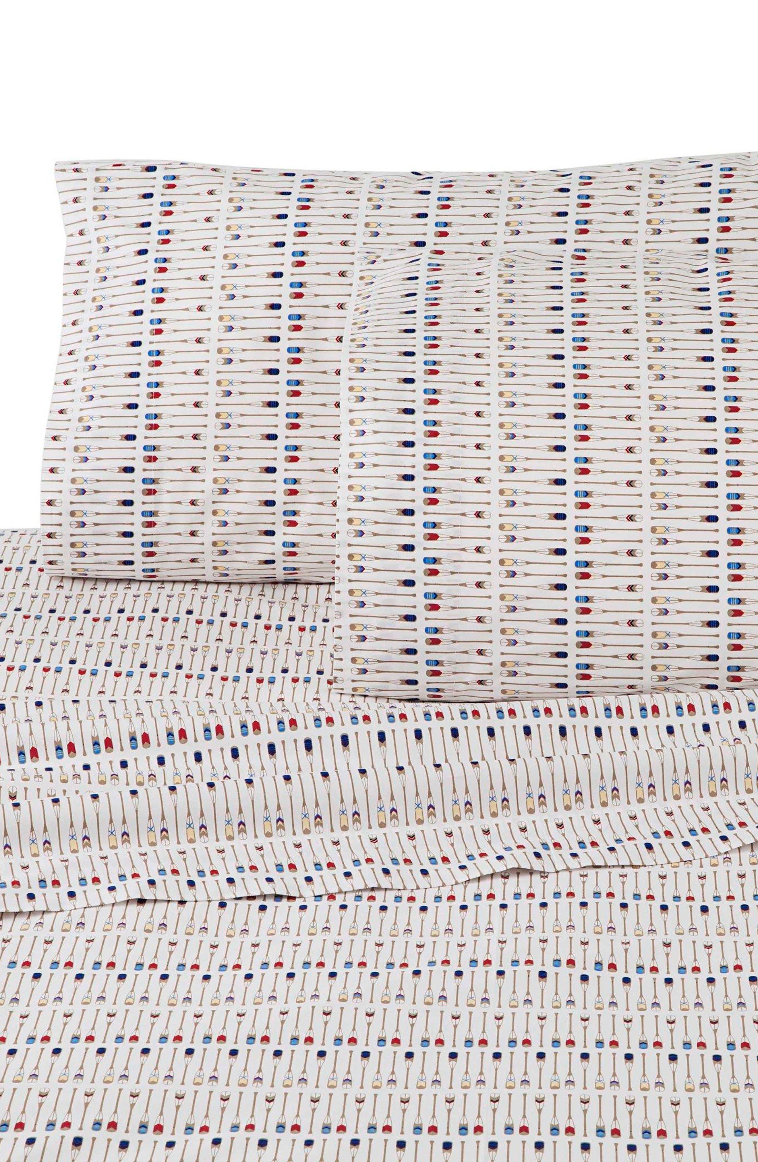 Paddles Pillowcases,                             Main thumbnail 1, color,                             900