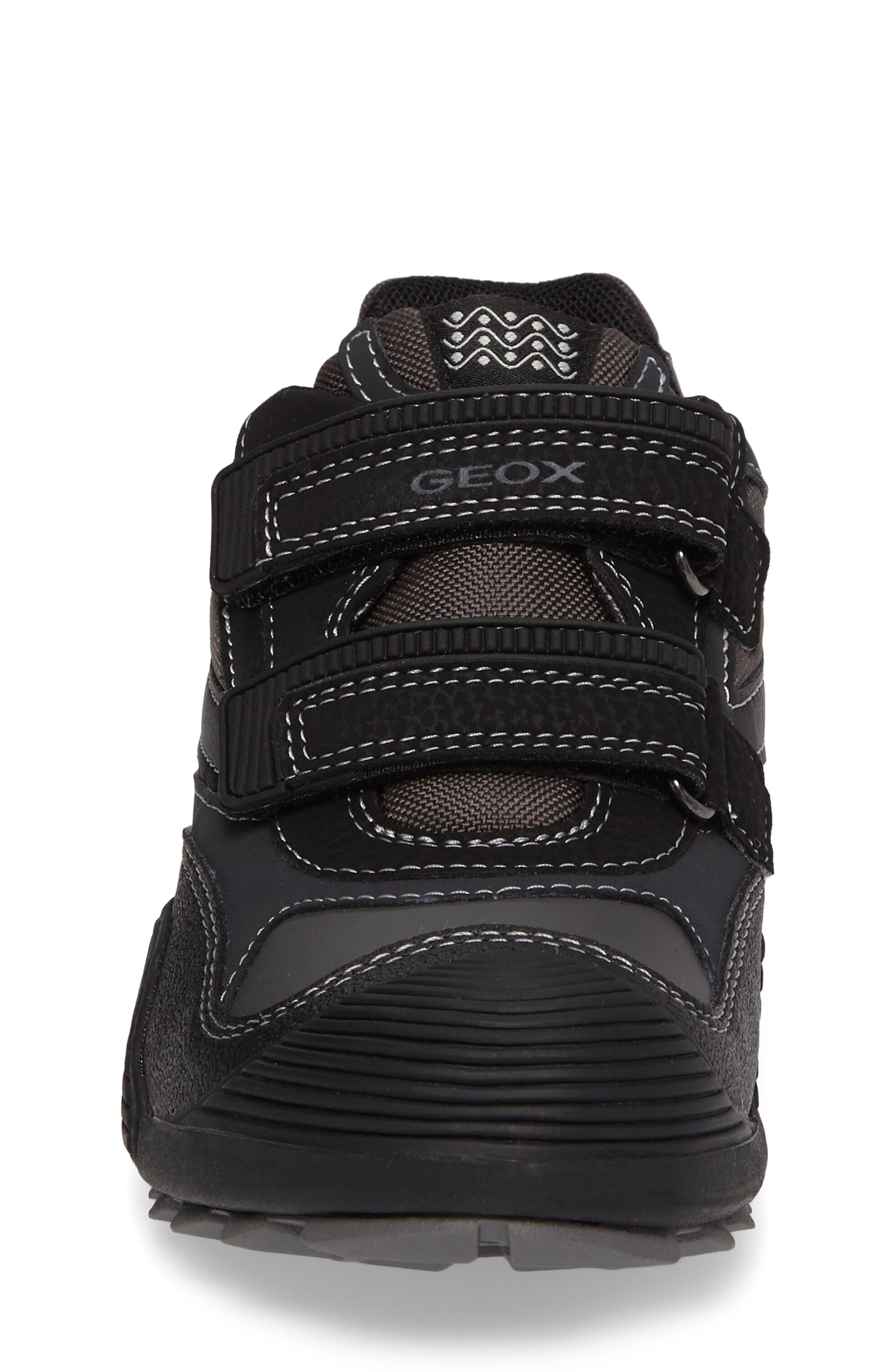 GEOX,                             Savage Sneaker,                             Alternate thumbnail 4, color,                             002