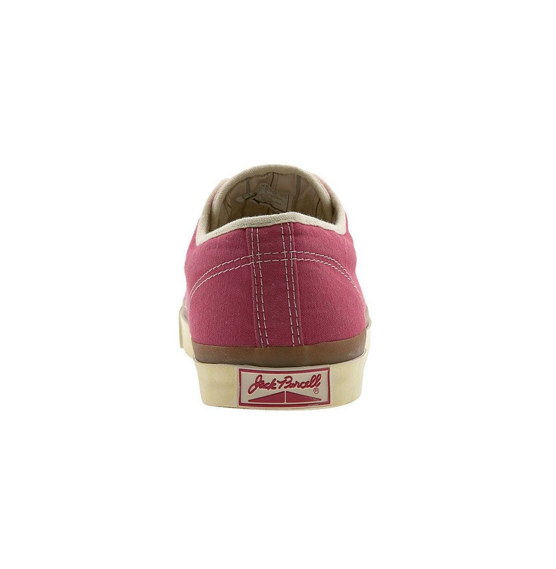 'Jack Purcell' Sneaker,                             Alternate thumbnail 2, color,                             RED