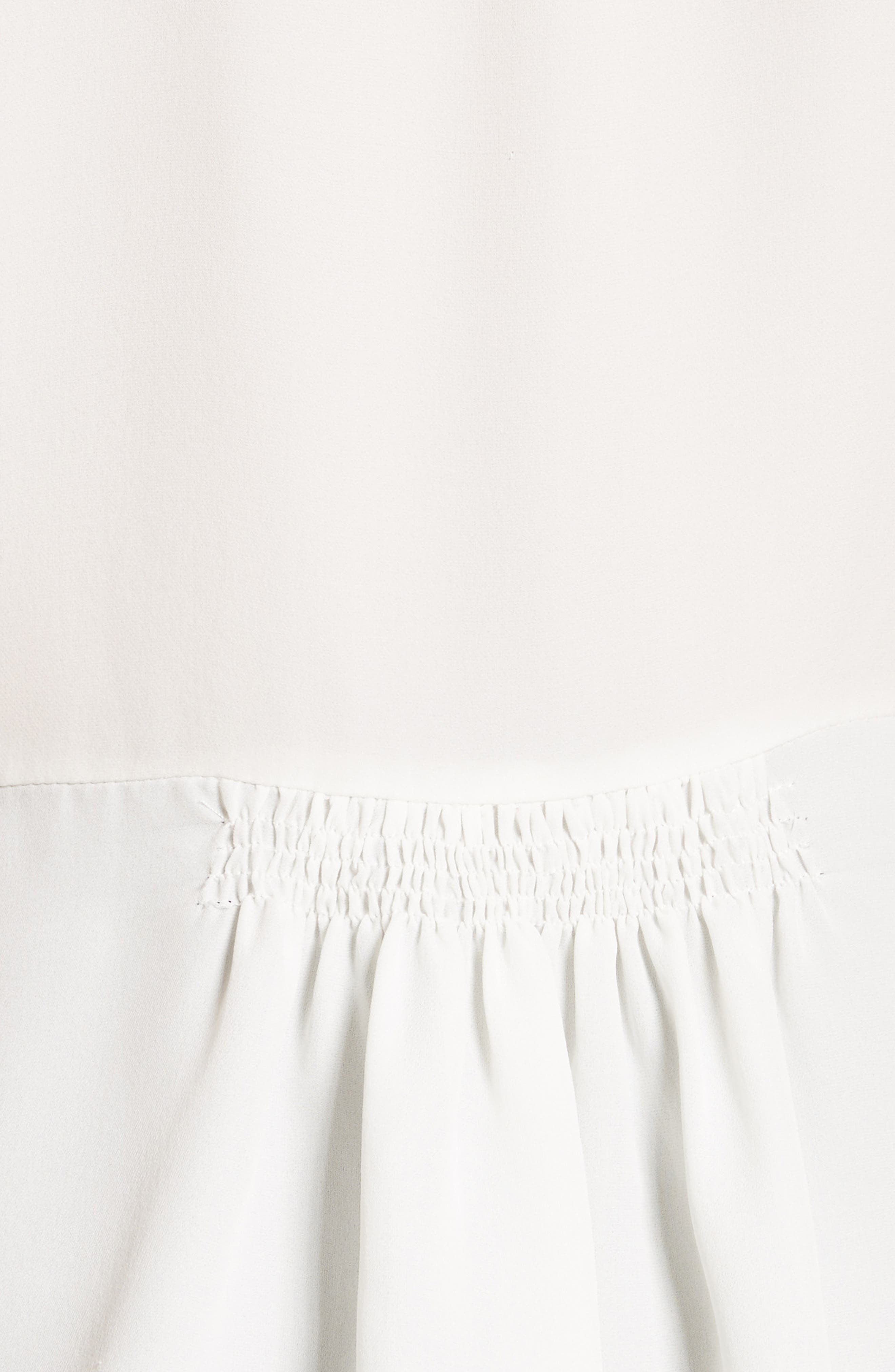 Sleeveless Silk Blouse,                             Alternate thumbnail 10, color,