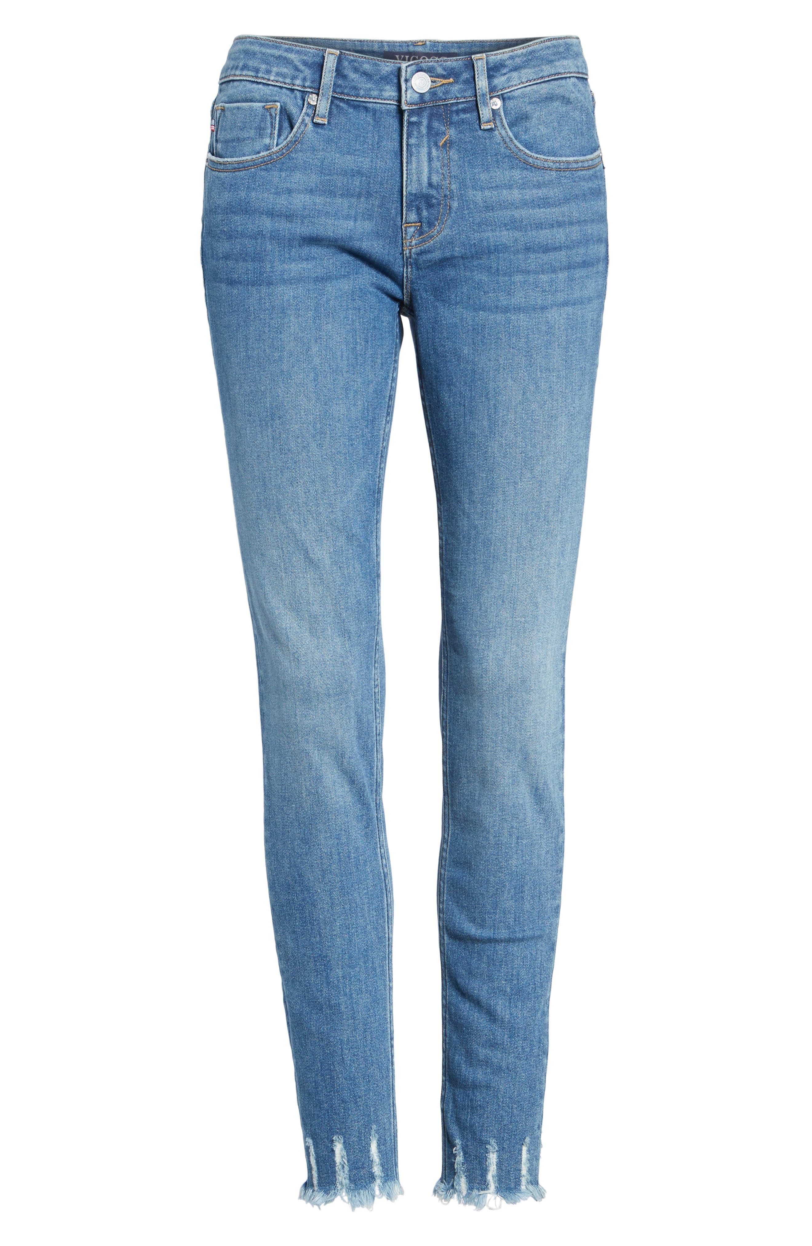 Jagger Skinny Jeans,                             Alternate thumbnail 6, color,