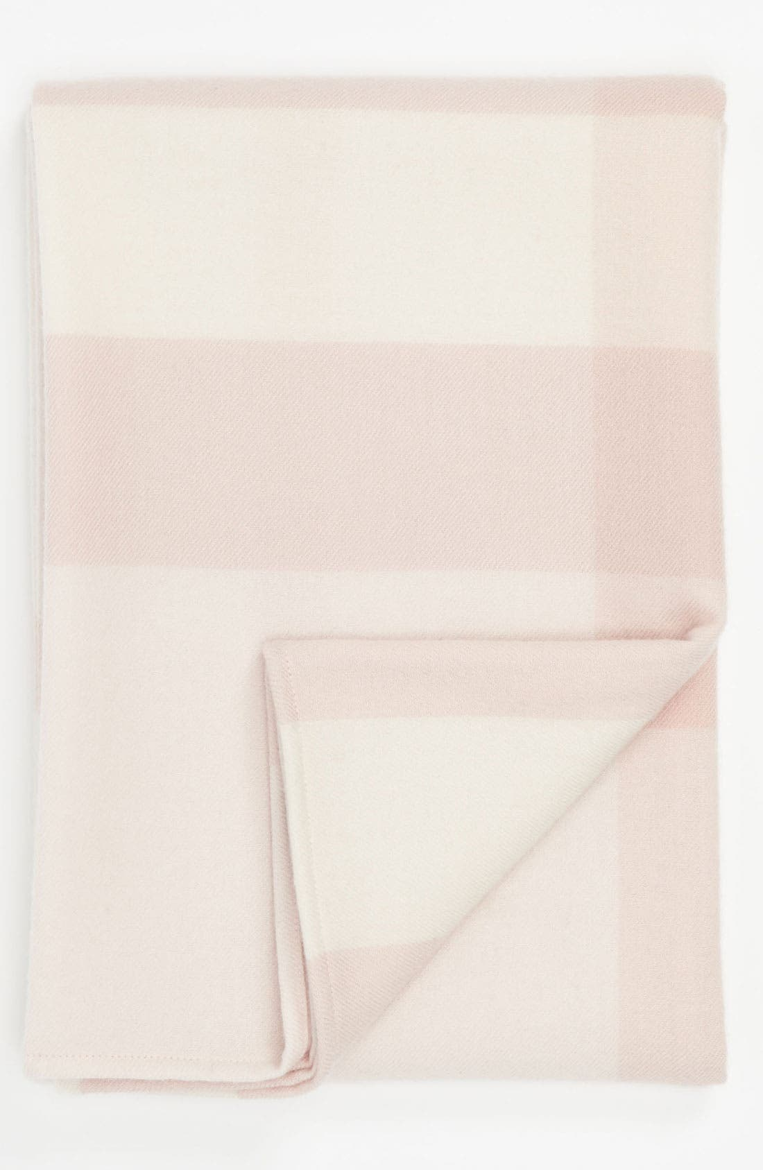 Check Merino Wool Blanket, Main, color, 681
