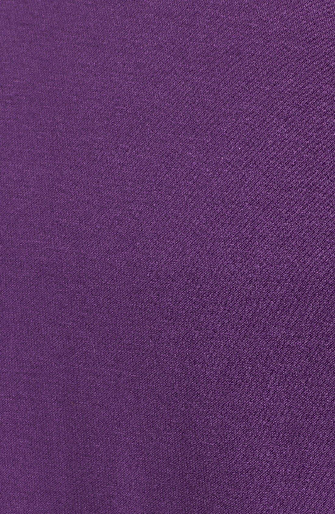 One-Button Fleece Cardigan,                             Alternate thumbnail 187, color,