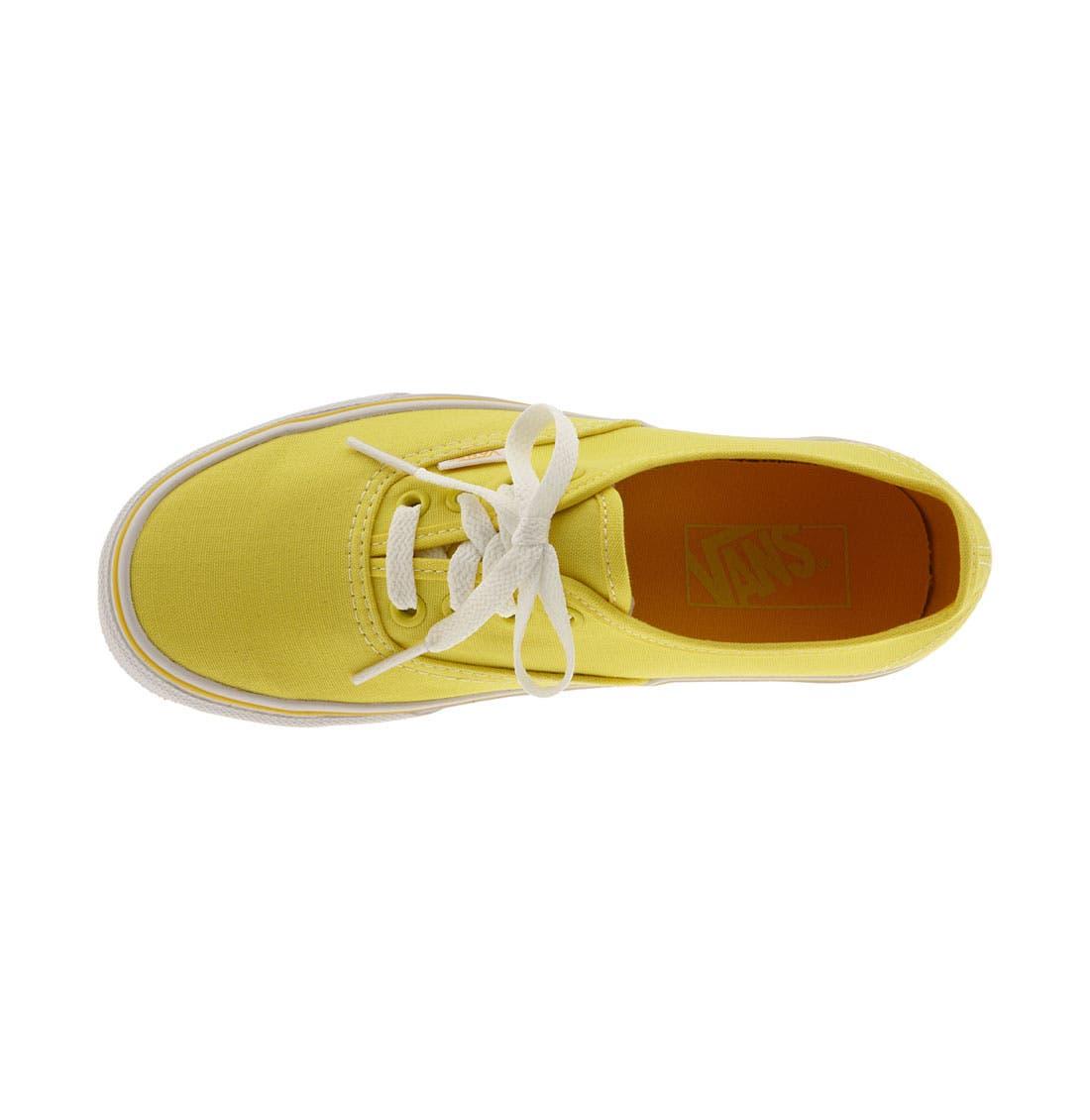 'Authentic' Sneaker,                             Alternate thumbnail 332, color,