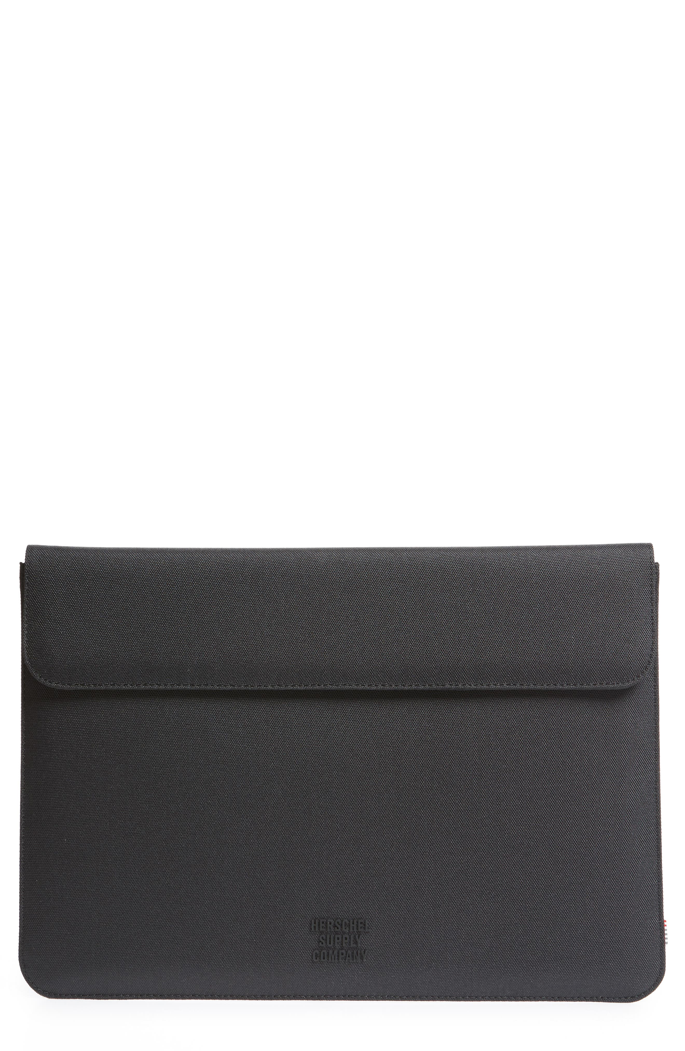 Spokane 13-Inch MacBook Canvas Sleeve,                             Main thumbnail 1, color,                             001