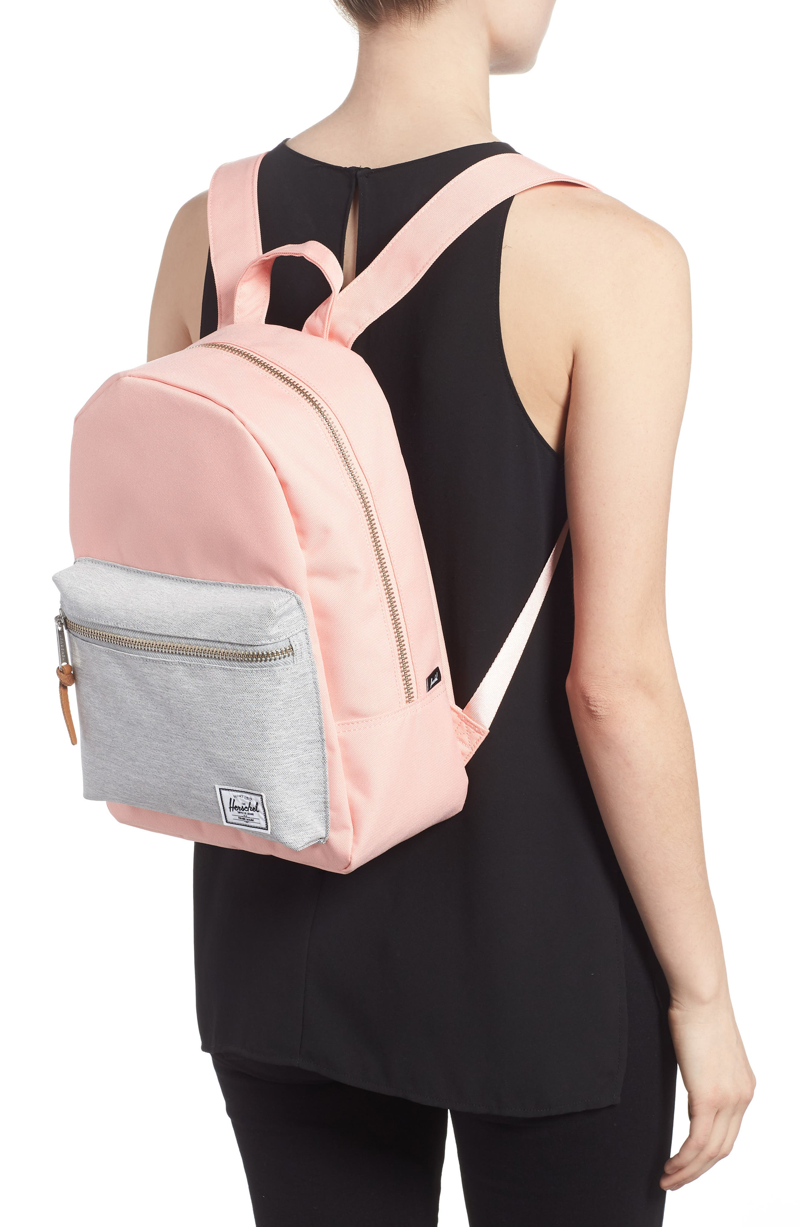 X-Small Grove Canvas Backpack,                             Alternate thumbnail 6, color,