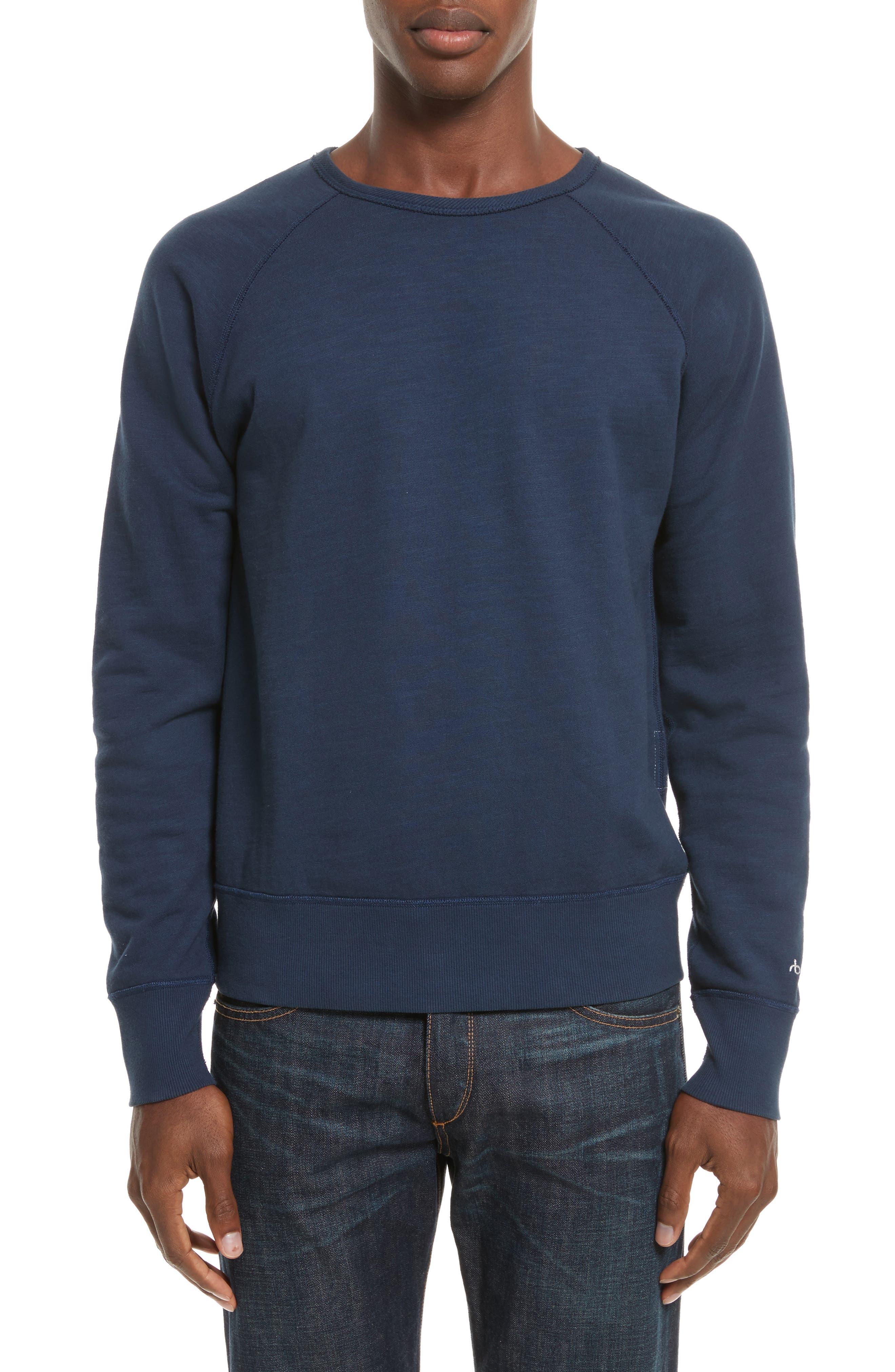 Standard Issue Crewneck Sweatshirt,                             Main thumbnail 2, color,