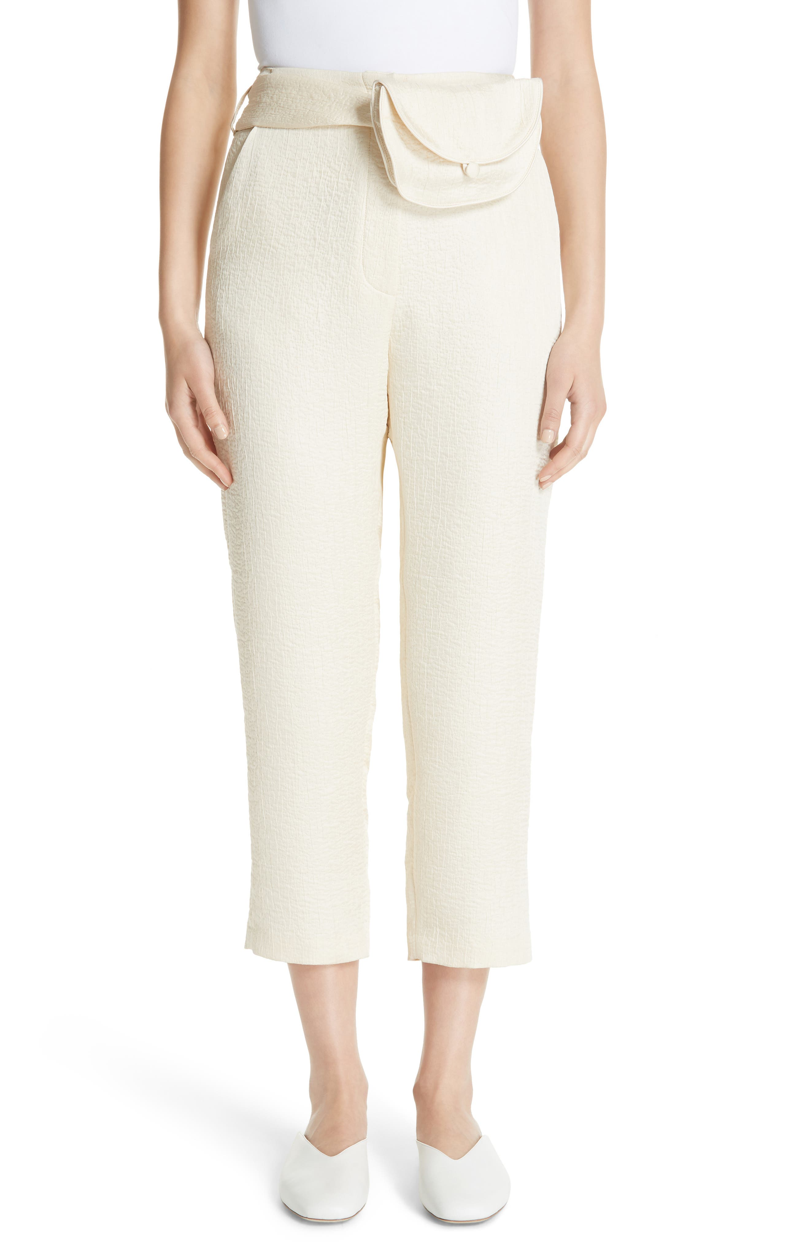 Raimo Belt Bag Crop Pants,                         Main,                         color, 900