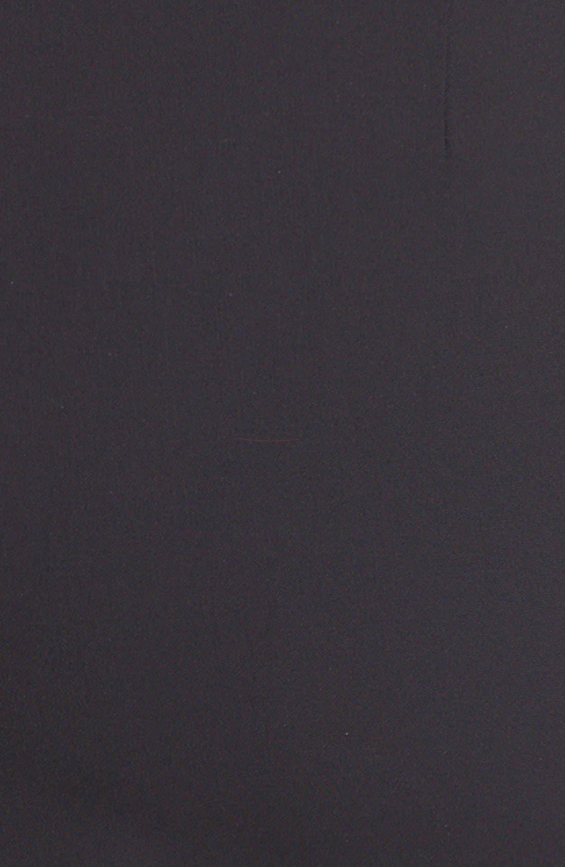 'Stanton' Slim Leg Ankle Pants,                             Alternate thumbnail 7, color,                             BLACK