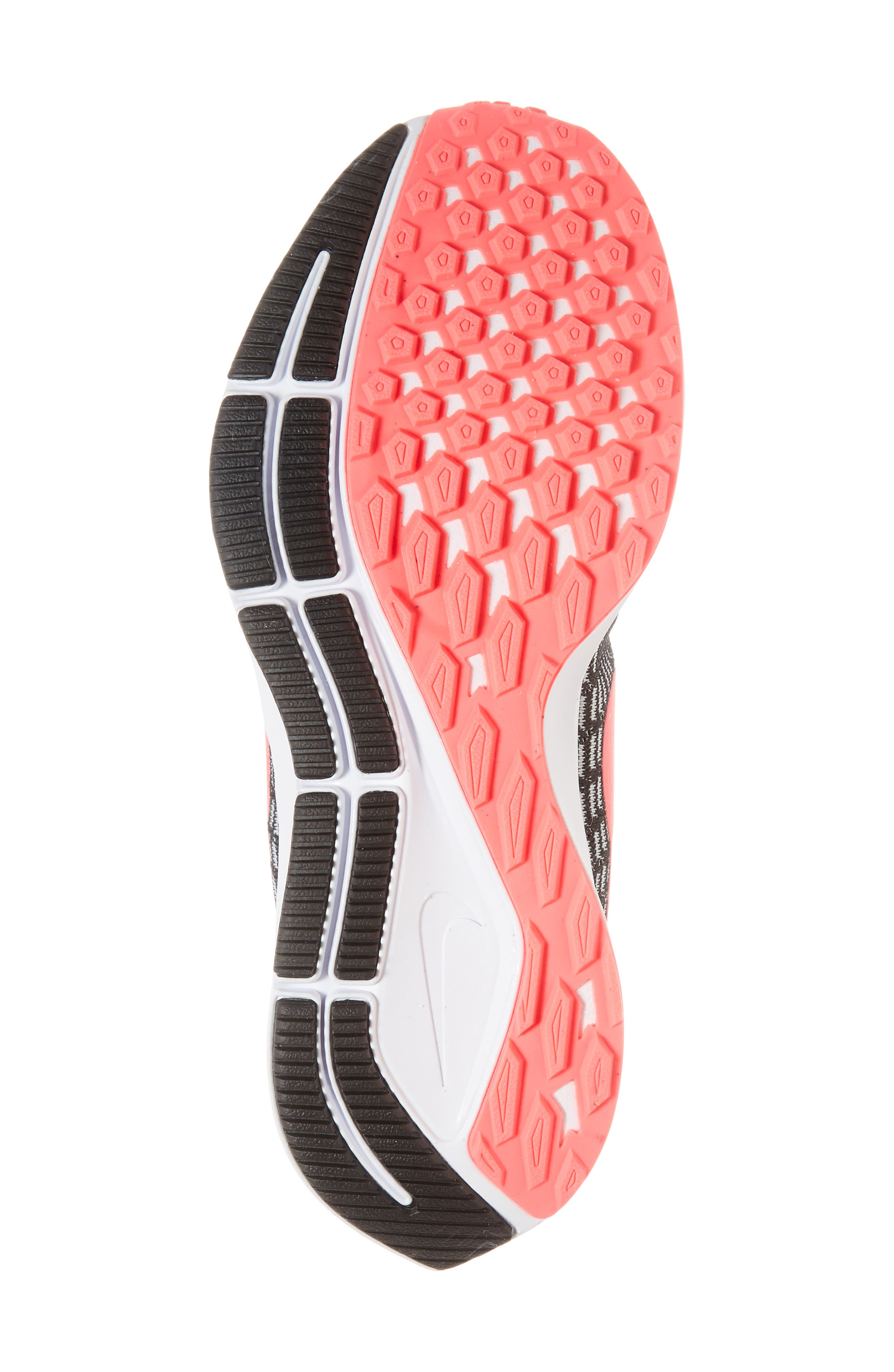 Air Zoom Pegasus 35 Sneaker,                             Alternate thumbnail 6, color,                             RACER PINK/ WHITE/ ANTHRACITE