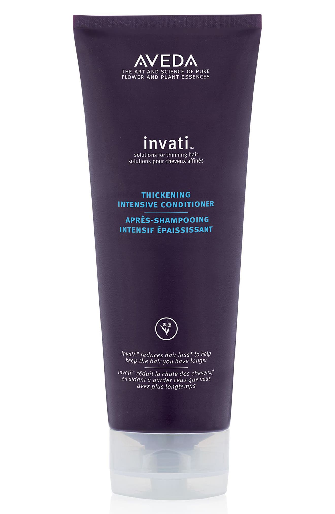 'invati<sup>™</sup>' Thickening Intensive Conditioner,                             Alternate thumbnail 2, color,                             000