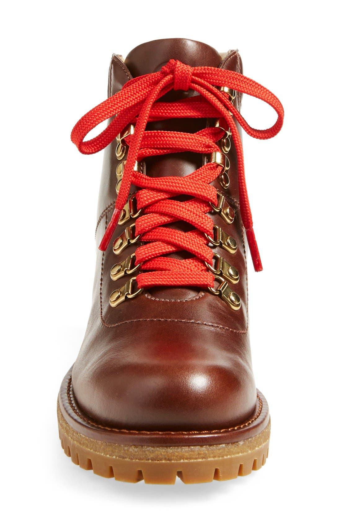 'Gunton' Ankle Hiking Boot,                             Alternate thumbnail 4, color,                             200