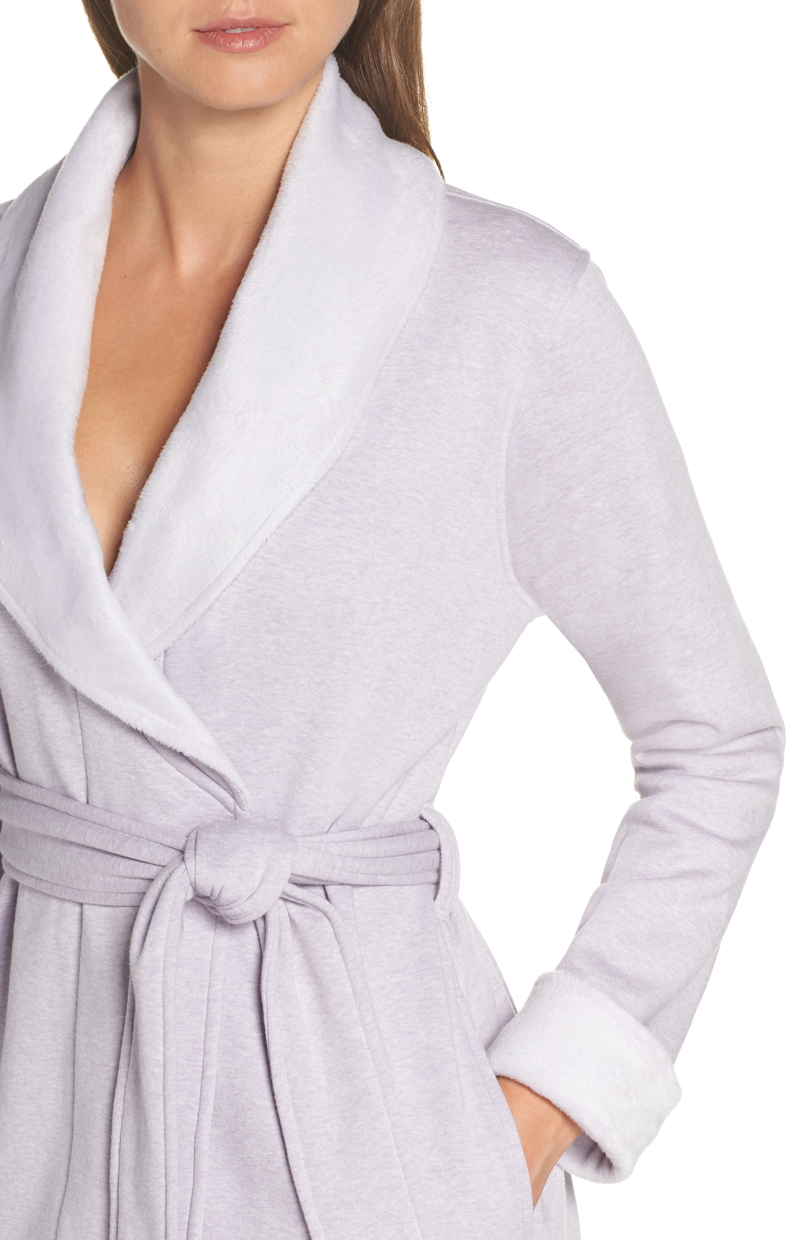 Blanche II Short Robe,                             Alternate thumbnail 26, color,