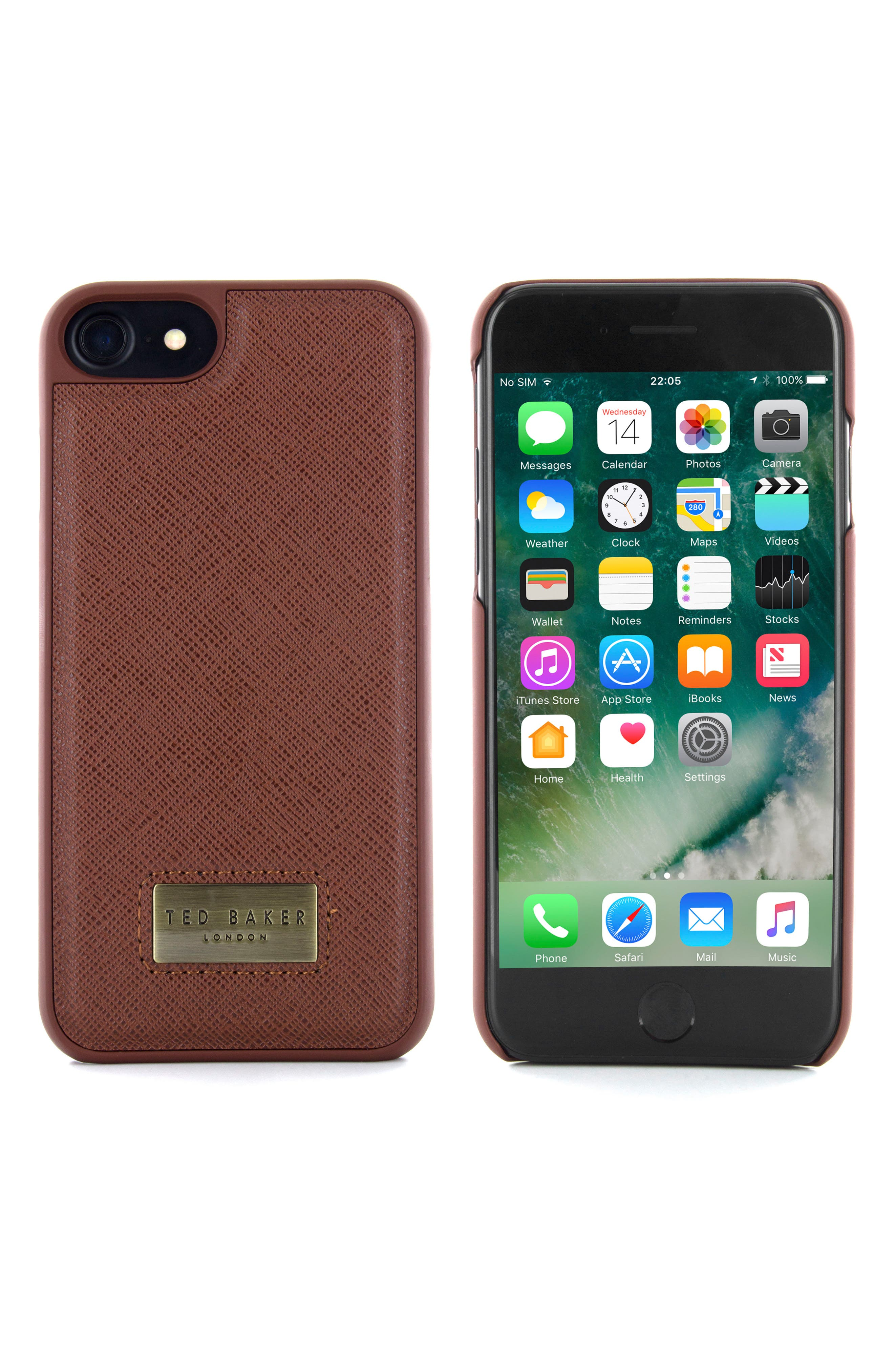 Haliday iPhone 6/6s/7/8 & 6/6s/7/8 Plus Case,                         Main,                         color, 240