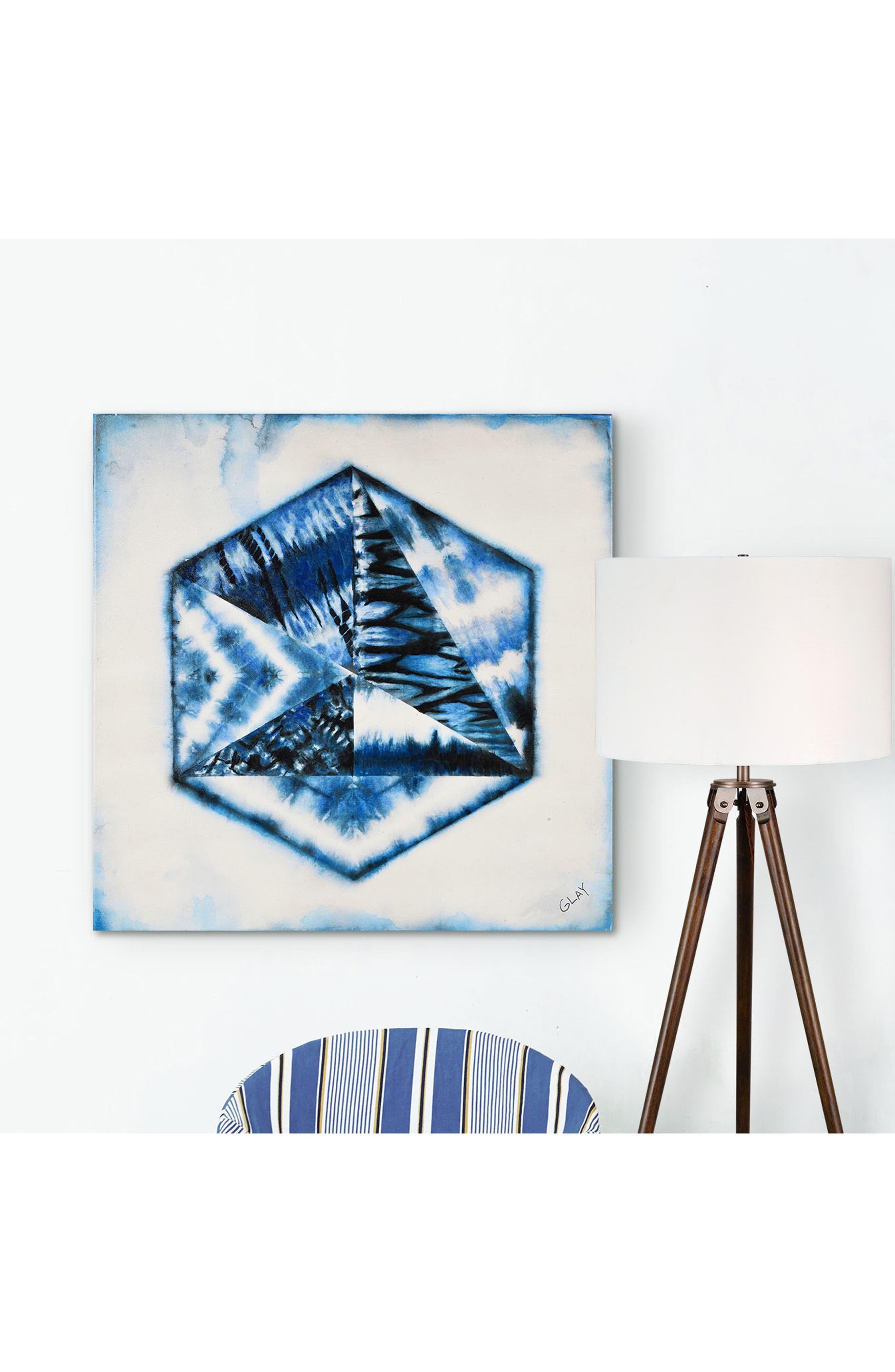 Snowlight Canvas Wall Art,                             Alternate thumbnail 2, color,                             400