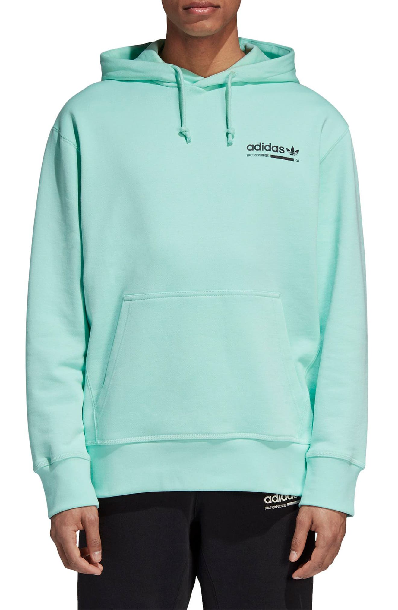 Kaval Hoodie,                             Main thumbnail 1, color,                             CLEAR MINT