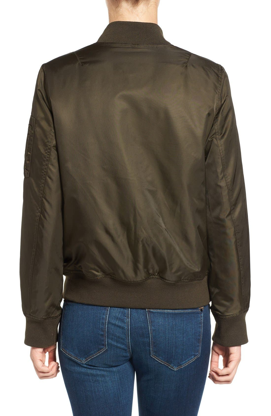 MA-1 Bomber Jacket,                             Alternate thumbnail 8, color,