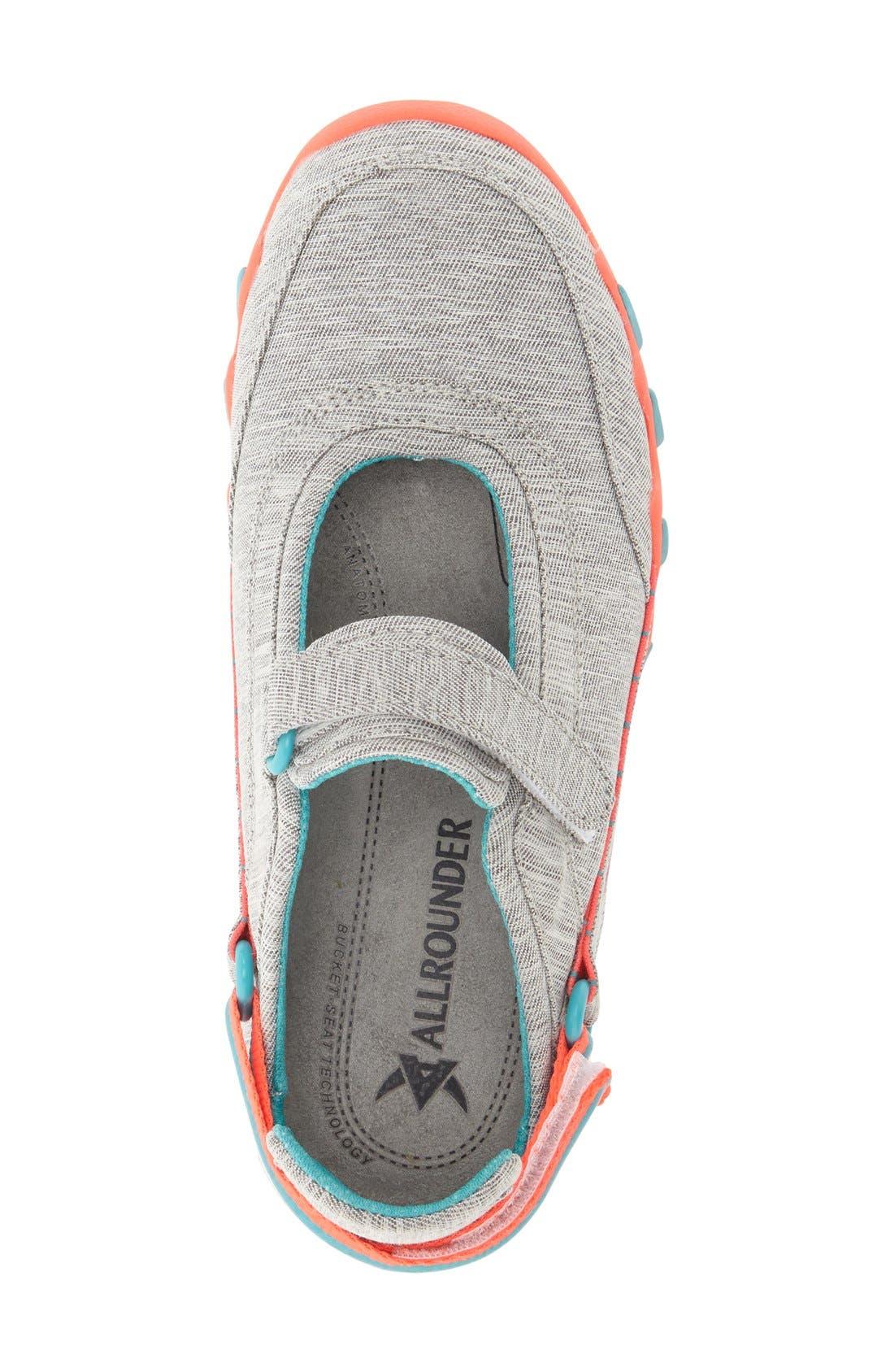 'Niro' Mary Jane Sneaker,                             Alternate thumbnail 3, color,                             038