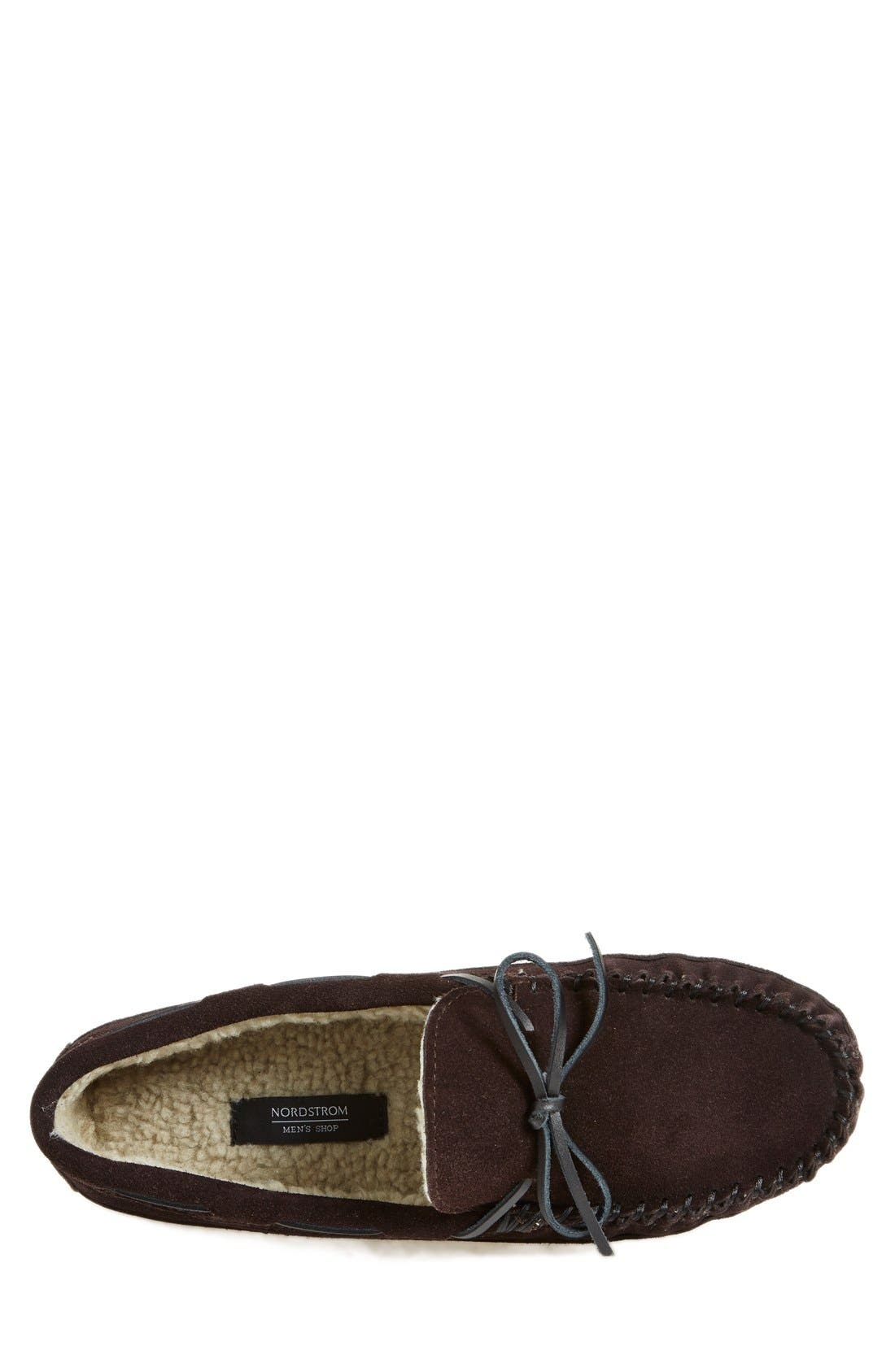 'Potomac' Moccasin Slipper,                             Alternate thumbnail 3, color,                             220