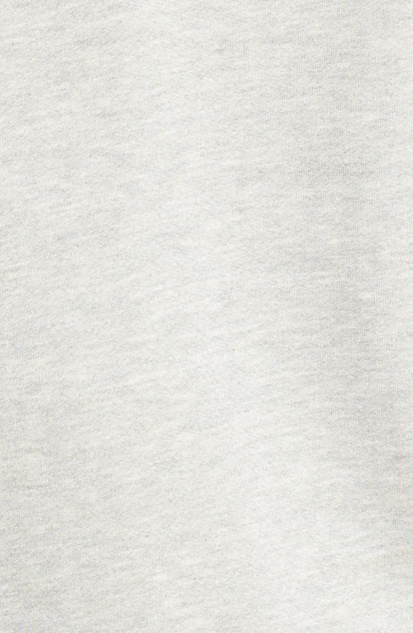 Tie Sleeve Hoodie,                             Alternate thumbnail 5, color,                             020