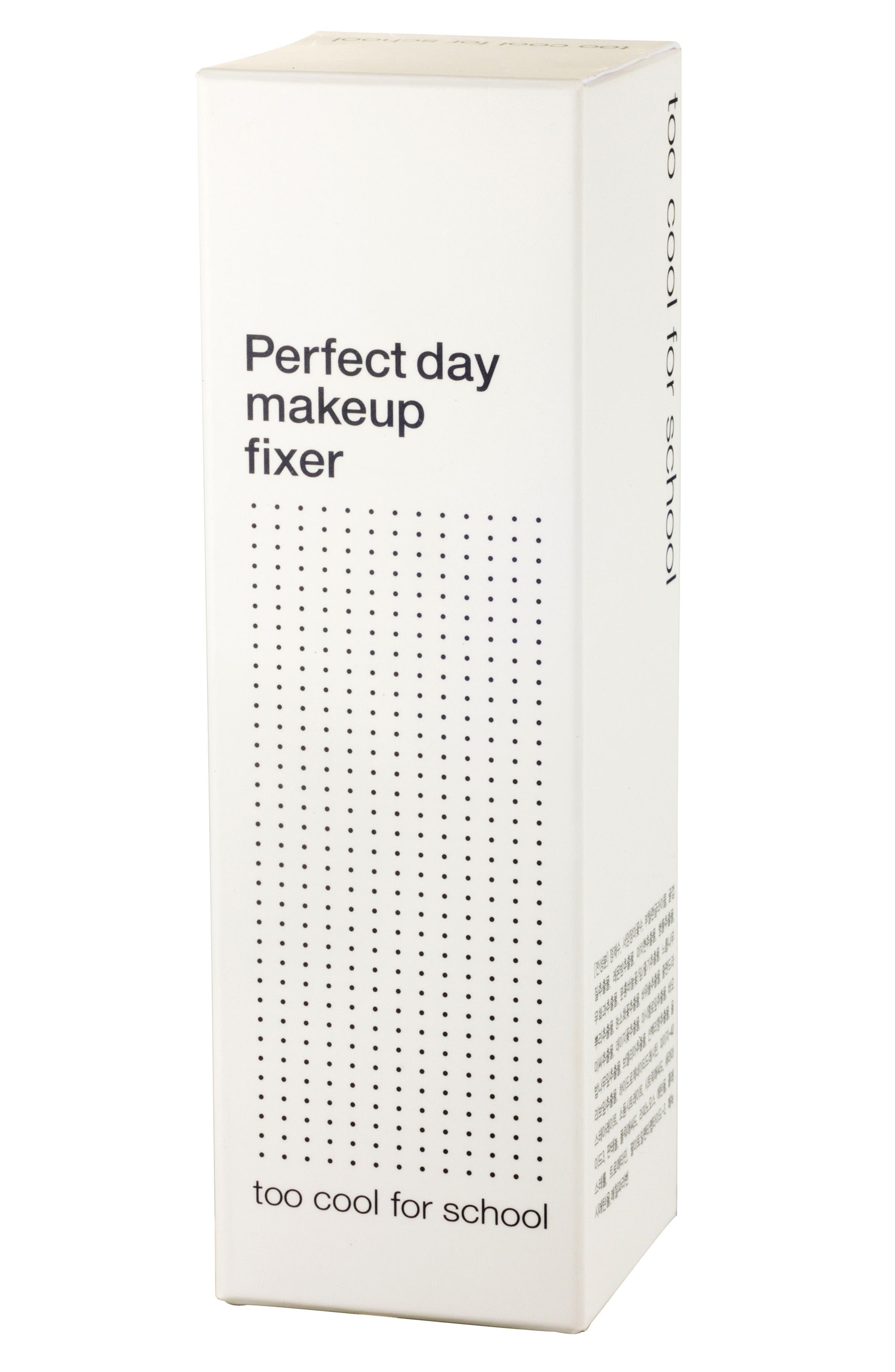 Perfect Day Makeup Fixer Spray Facial Mist,                             Alternate thumbnail 3, color,                             960