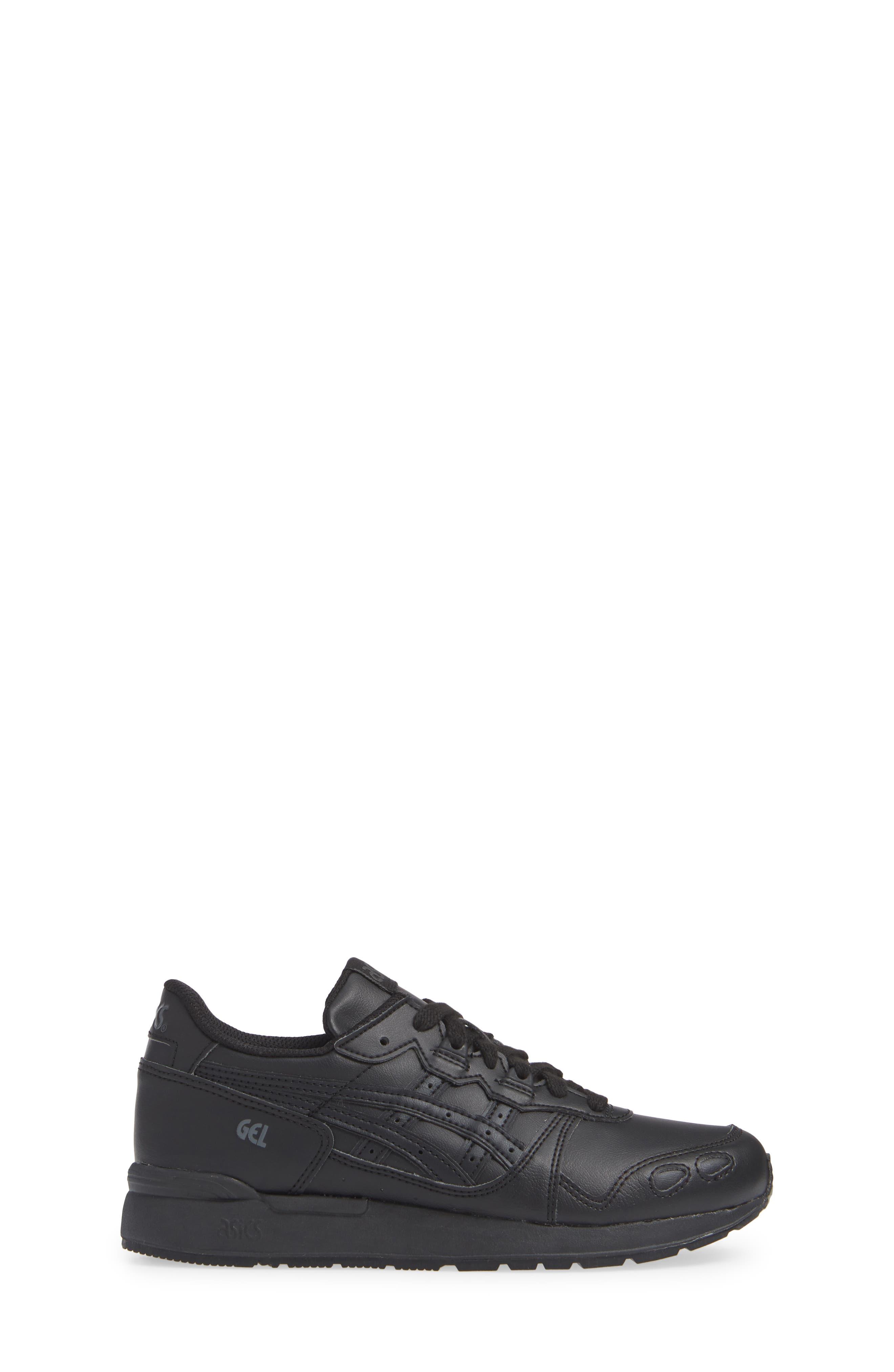 GEL-Lyte III Sneaker,                             Alternate thumbnail 3, color,                             BLACK/ BLACK