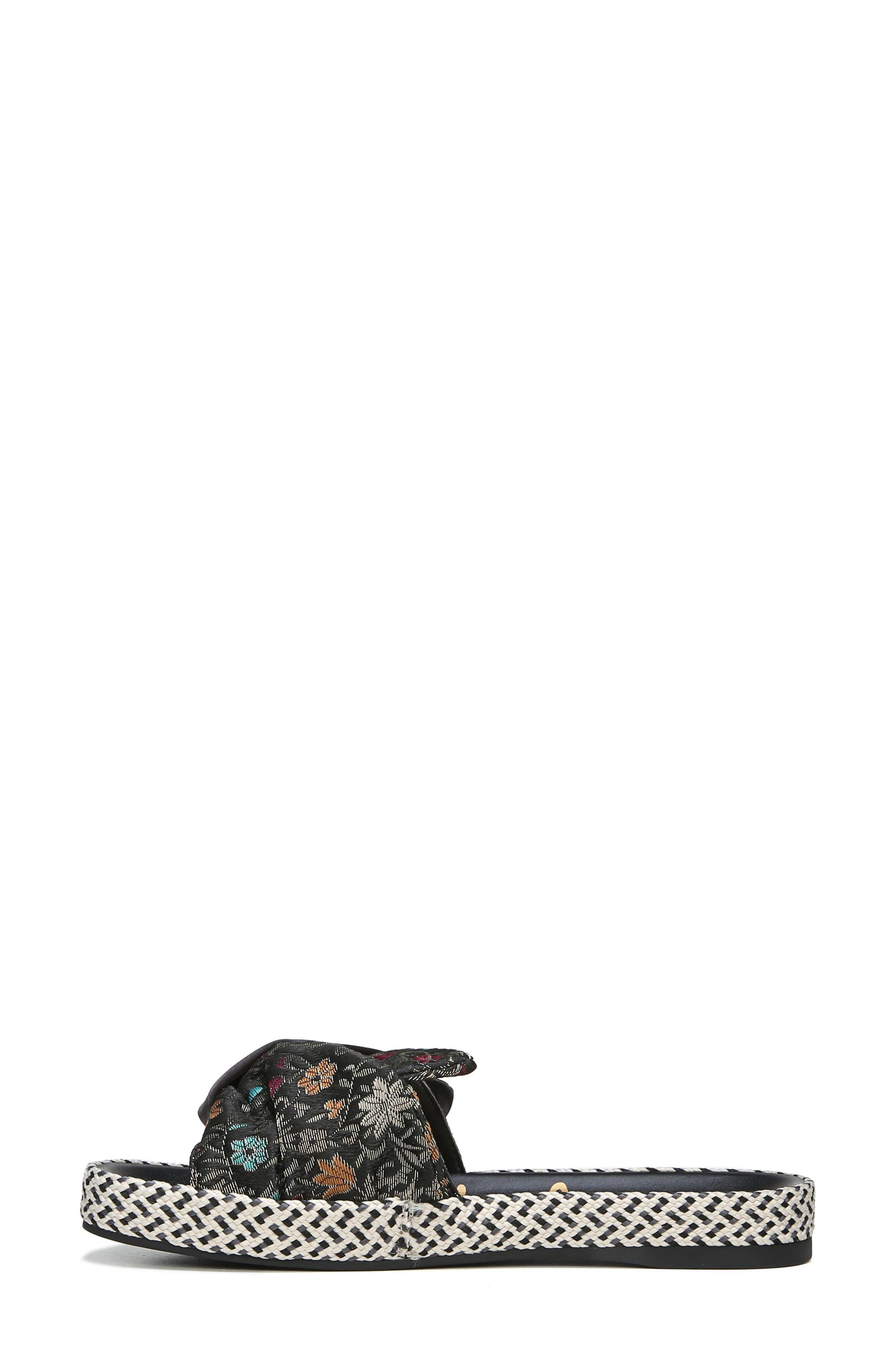 Bodie Slide Sandal,                             Alternate thumbnail 3, color,                             001