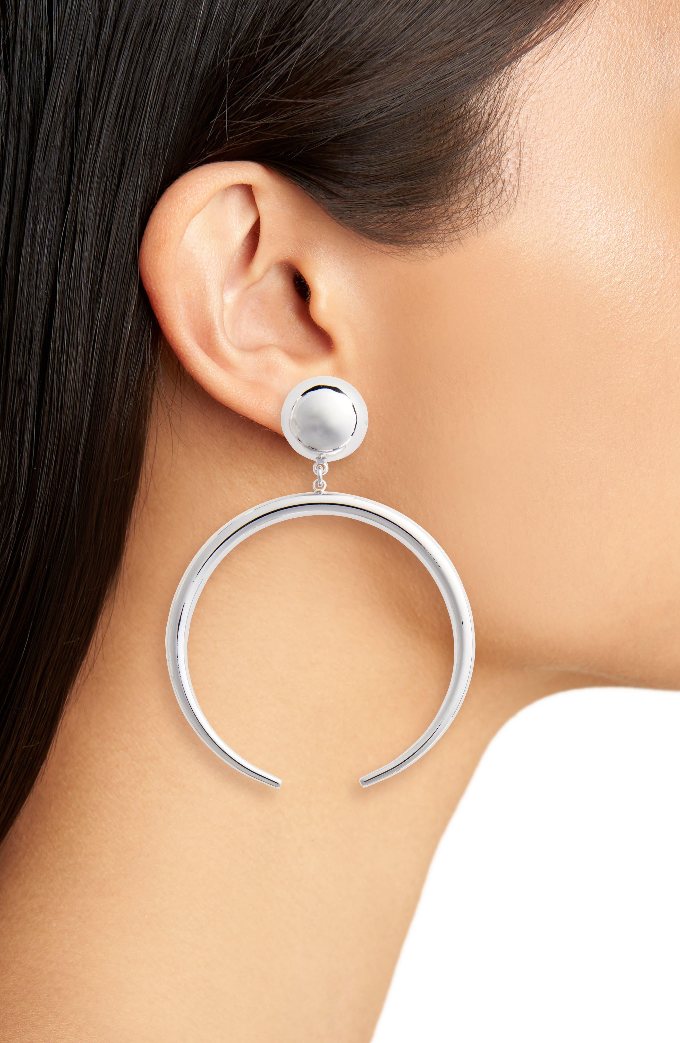 The Factory Drop Earrings,                             Alternate thumbnail 2, color,                             040