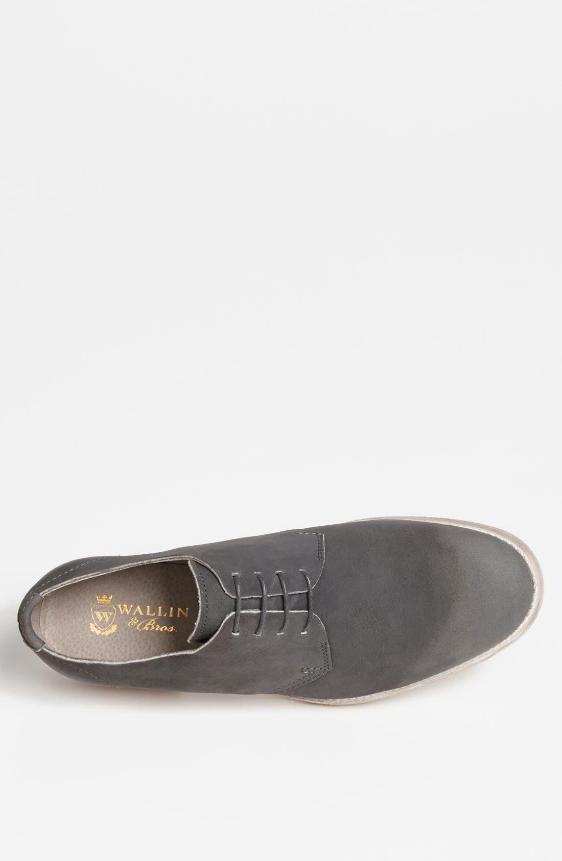 'James' Buck Shoe,                             Alternate thumbnail 6, color,                             020