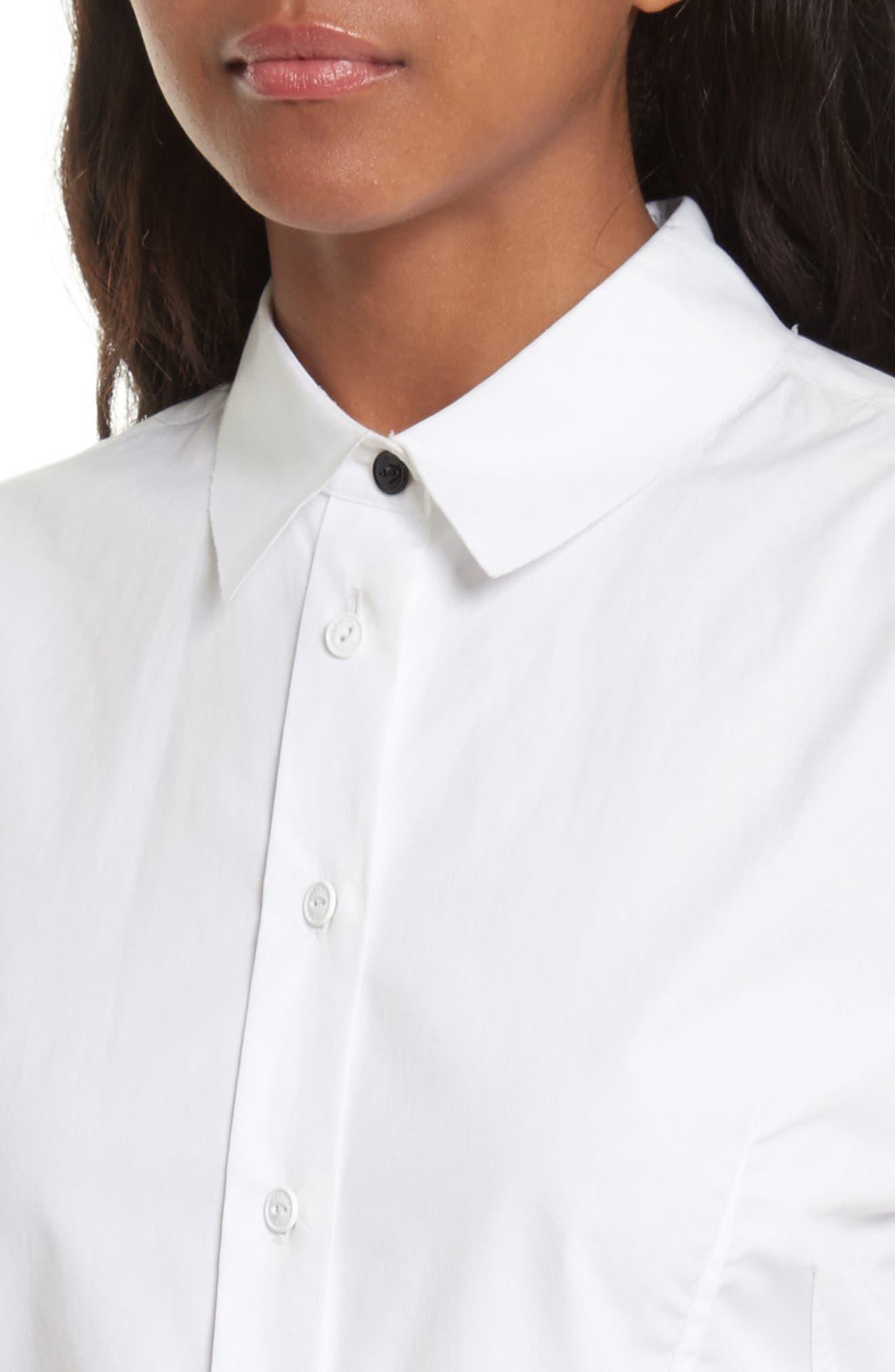 Albion Shirt,                             Alternate thumbnail 4, color,                             100