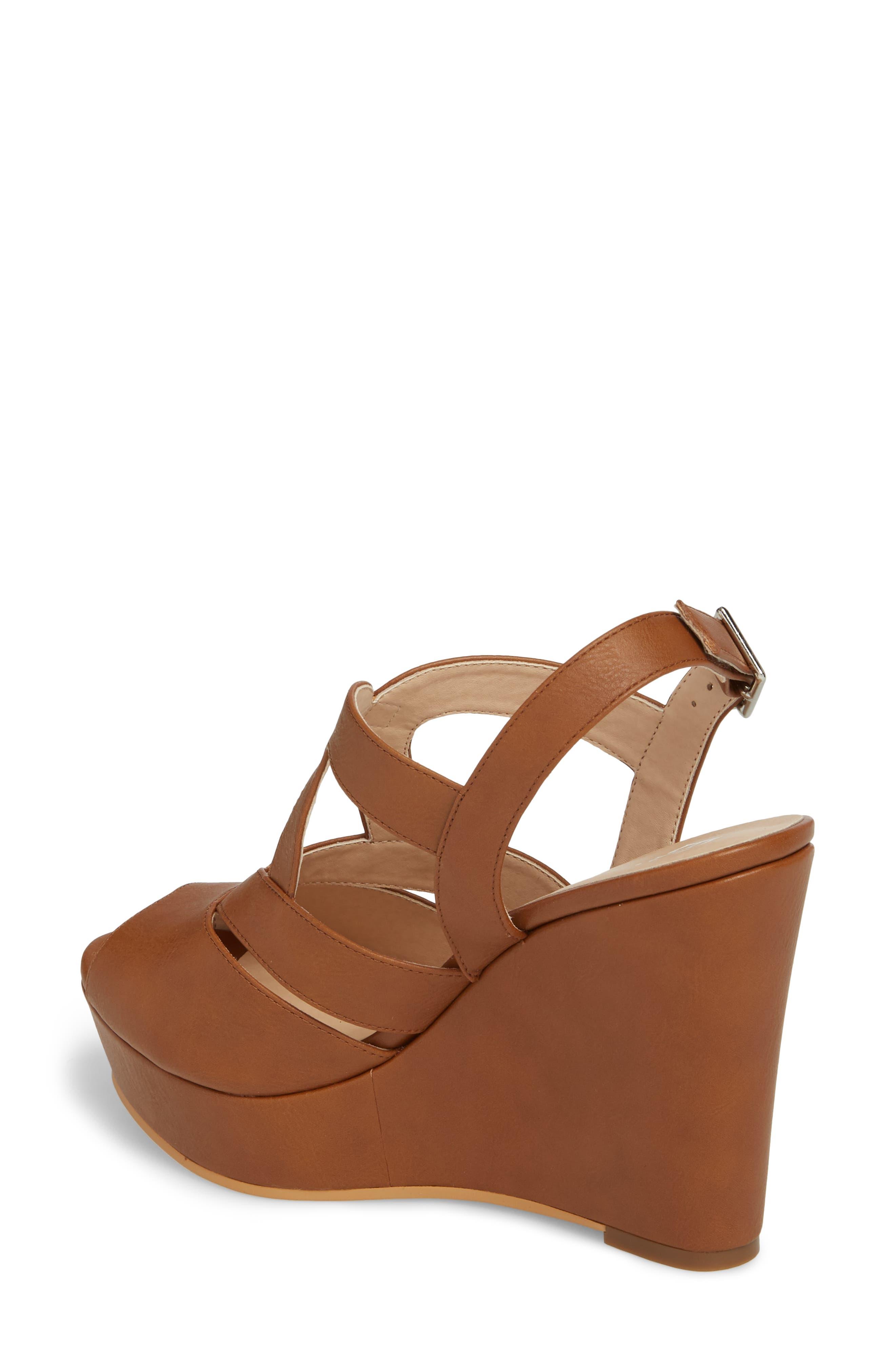 Sunny Platform Wedge Sandal,                             Alternate thumbnail 10, color,