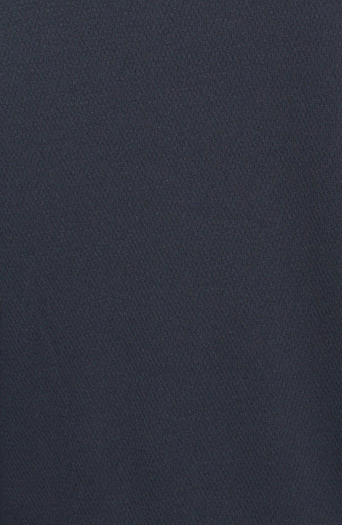 San Francisco 49ers - Edge DryTec Moisture Wicking Half Zip Pullover,                             Alternate thumbnail 3, color,                             001