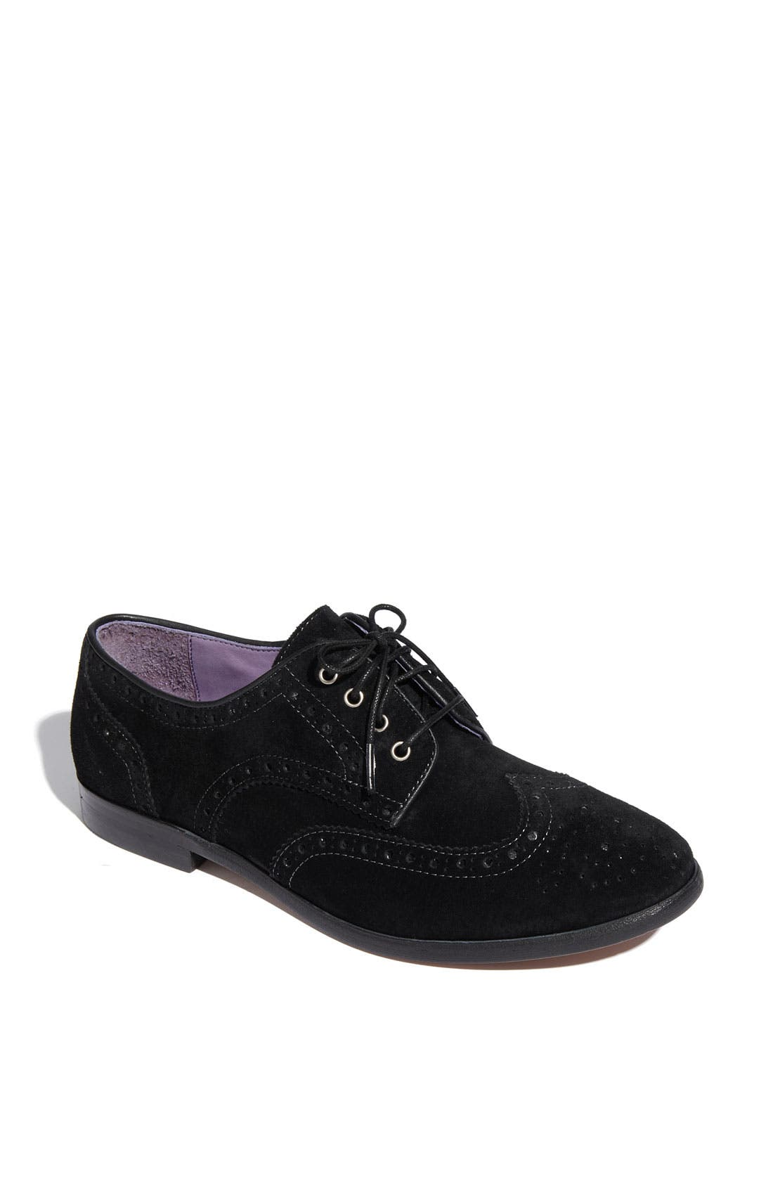 Anna Sui for Hush Puppies<sup>®</sup> 'Lindley' Oxford, Main, color, 001