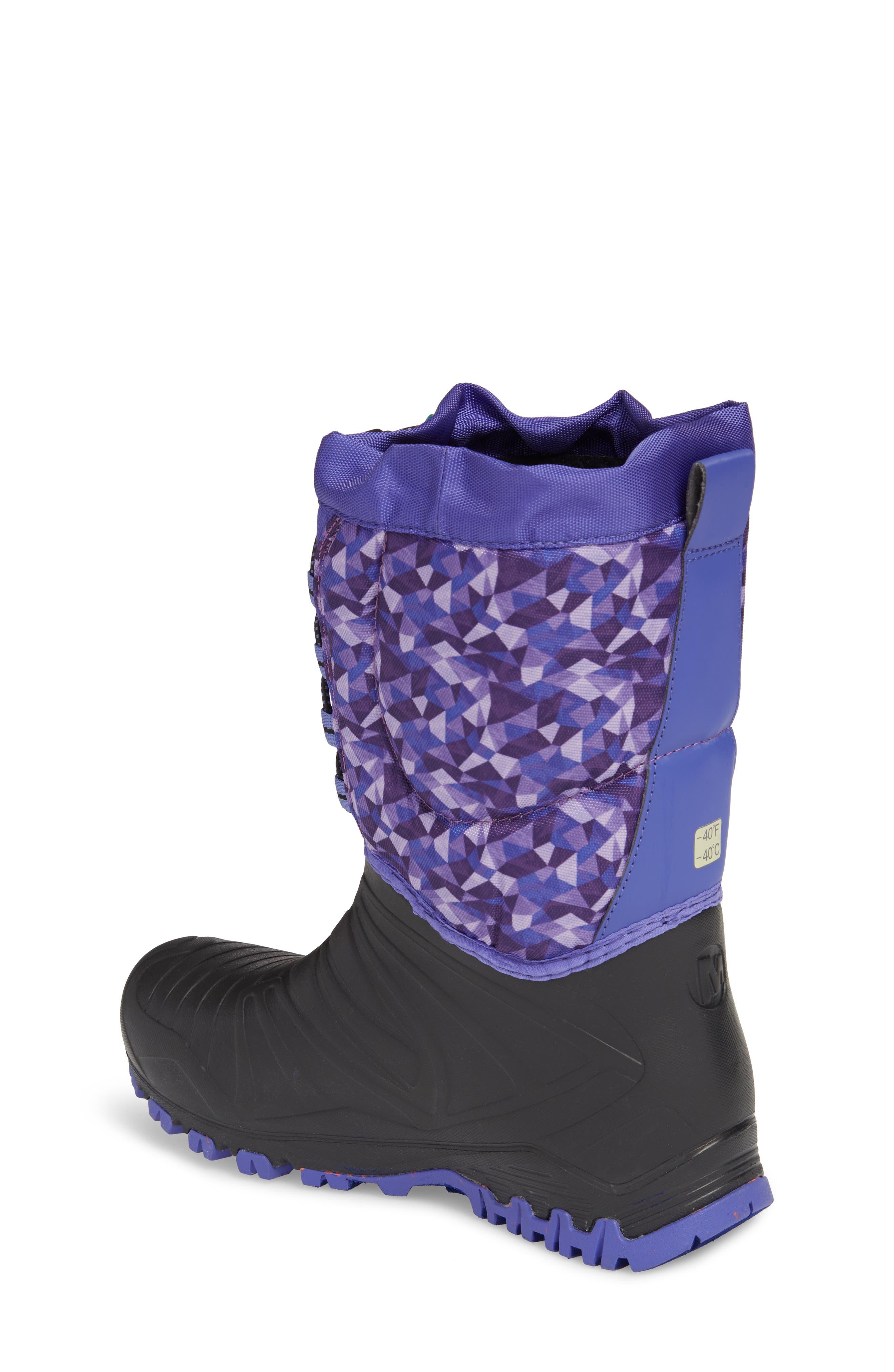 Snow Quest Lite Waterproof Boot,                             Alternate thumbnail 2, color,                             002