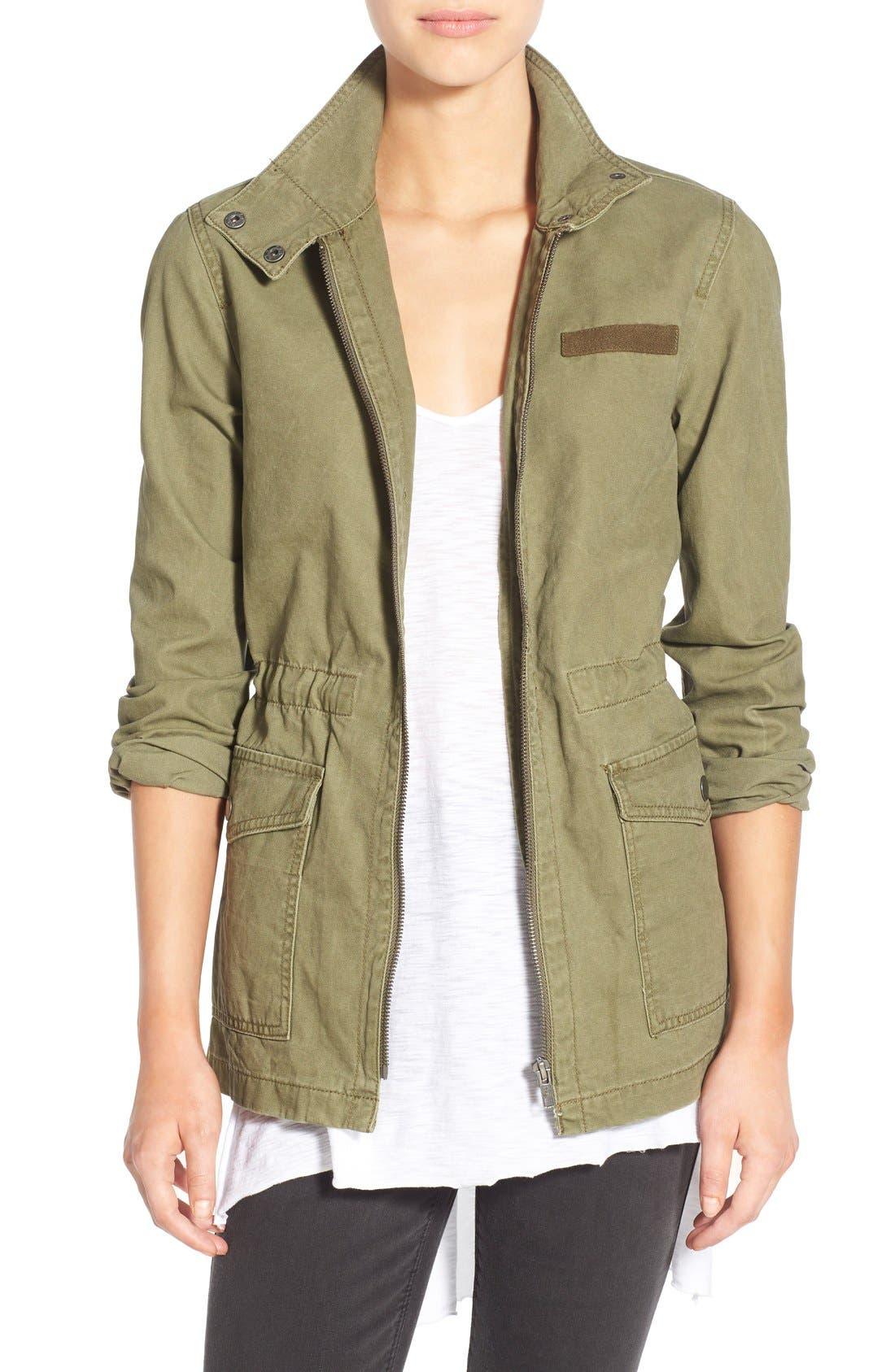 BP. Cotton Field Jacket, Main, color, 311