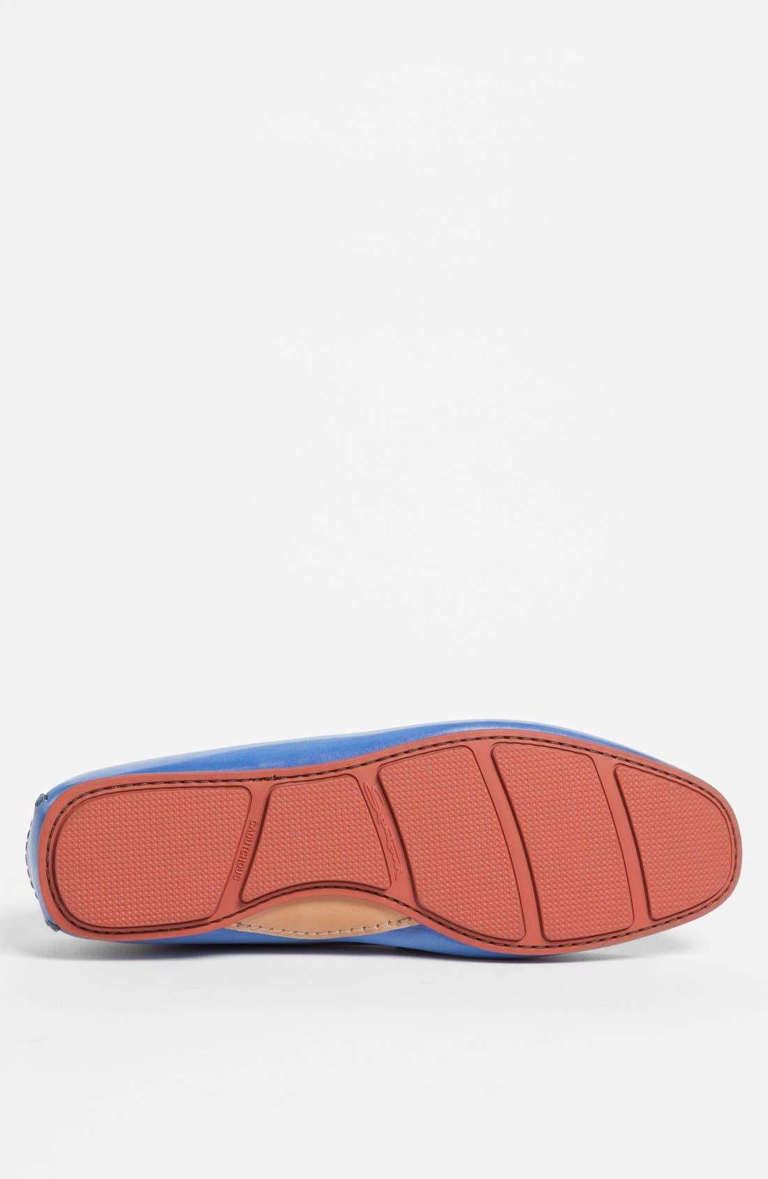 'Tanton' Driving Shoe,                             Alternate thumbnail 4, color,                             410
