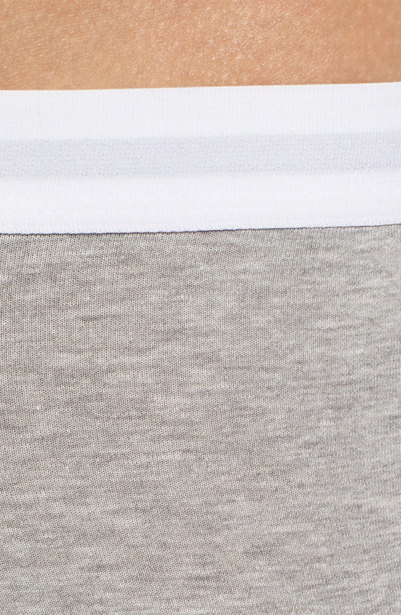 PAUL SMITH,                             3-Pack Trunks,                             Alternate thumbnail 5, color,                             BLACK/ WHITE/ GREY