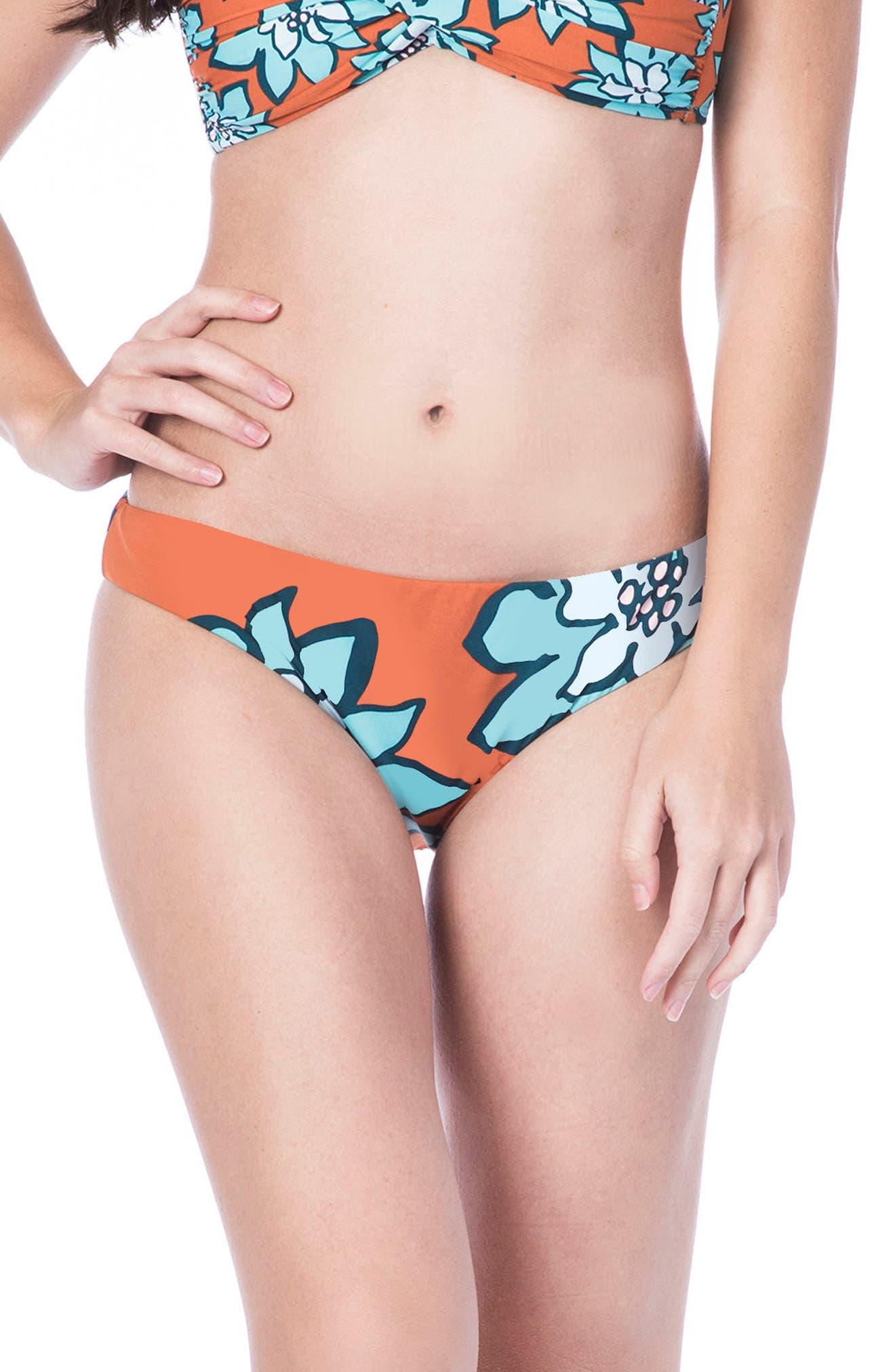 Desert Hipster Bikini Bottoms,                         Main,                         color, 208