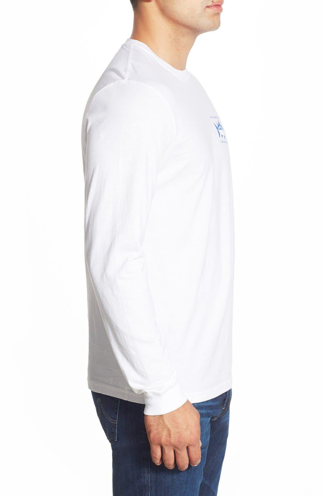 'Skipjack'Long Sleeve Graphic T-Shirt,                             Alternate thumbnail 26, color,