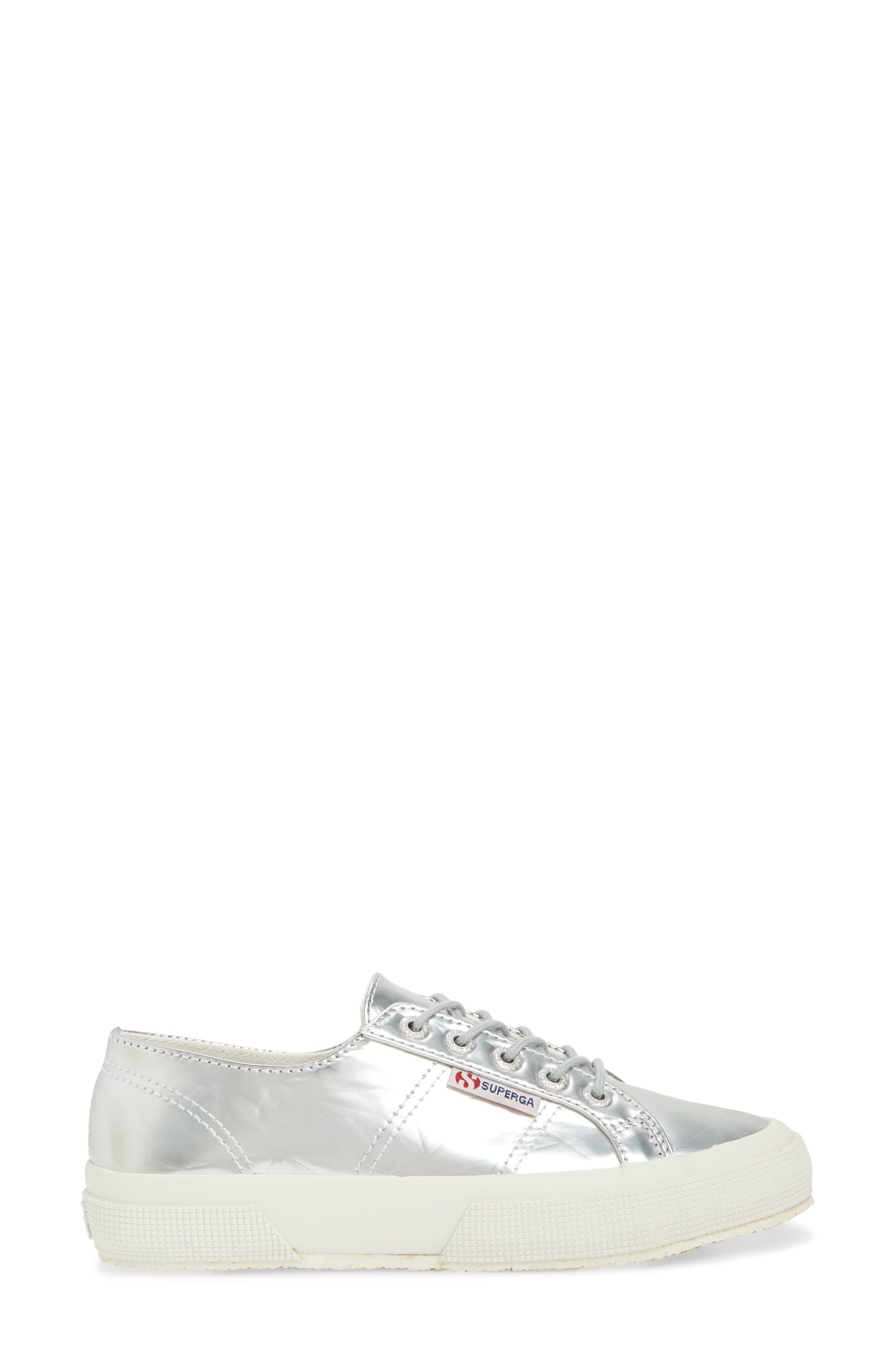 2750 Synleadiamondmirror Sneaker,                             Alternate thumbnail 3, color,                             040