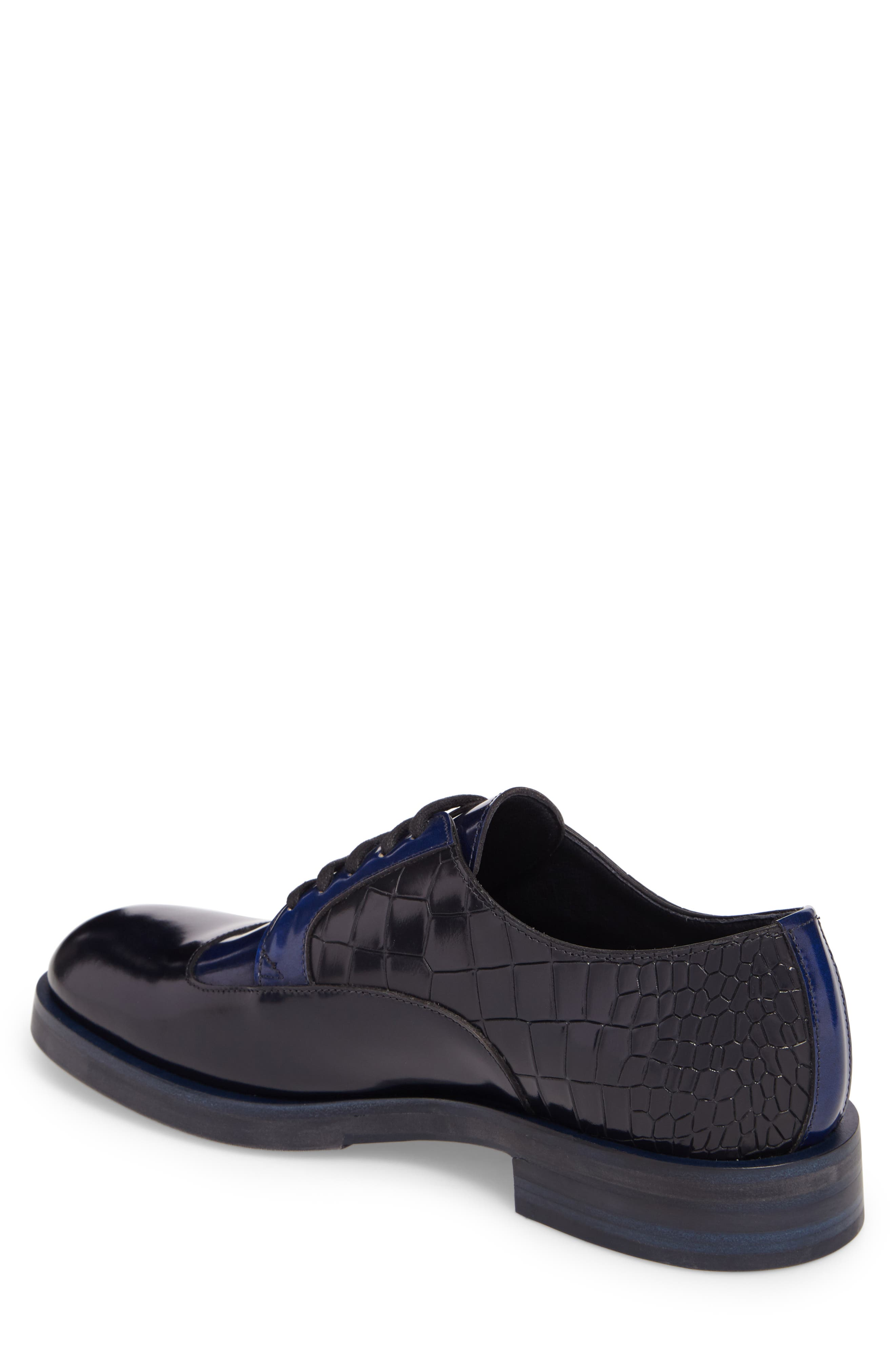 Bolan Croc Embossed Oxford,                             Alternate thumbnail 2, color,                             410